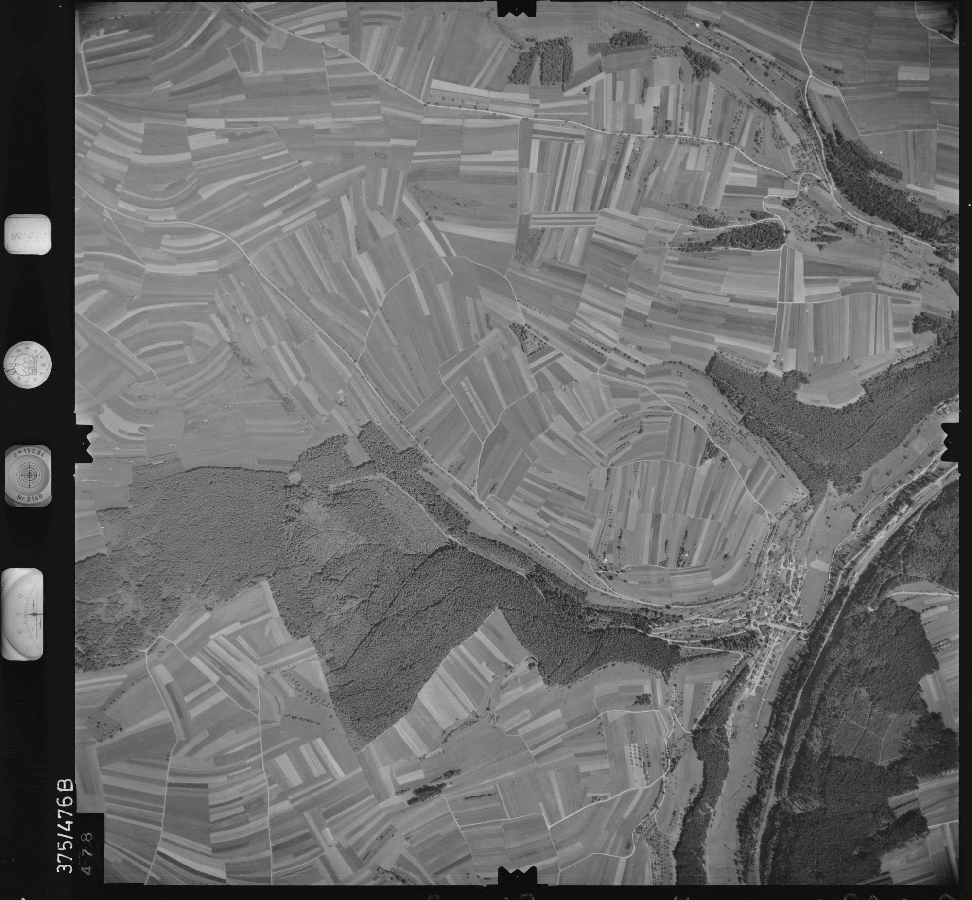 Luftbild: Film 29 Bildnr. 478, Bild 1