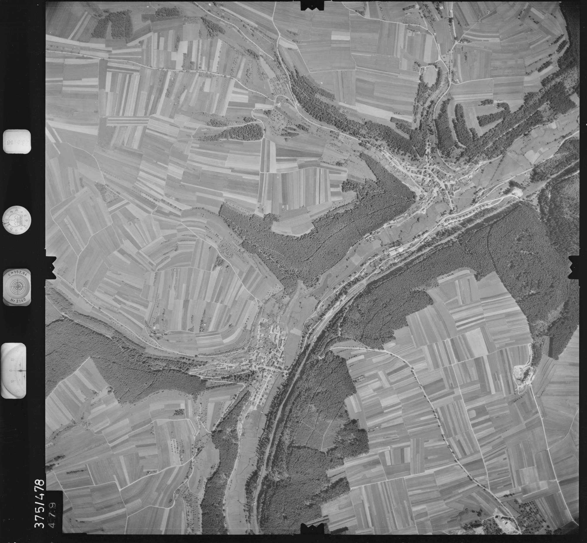 Luftbild: Film 29 Bildnr. 479, Bild 1