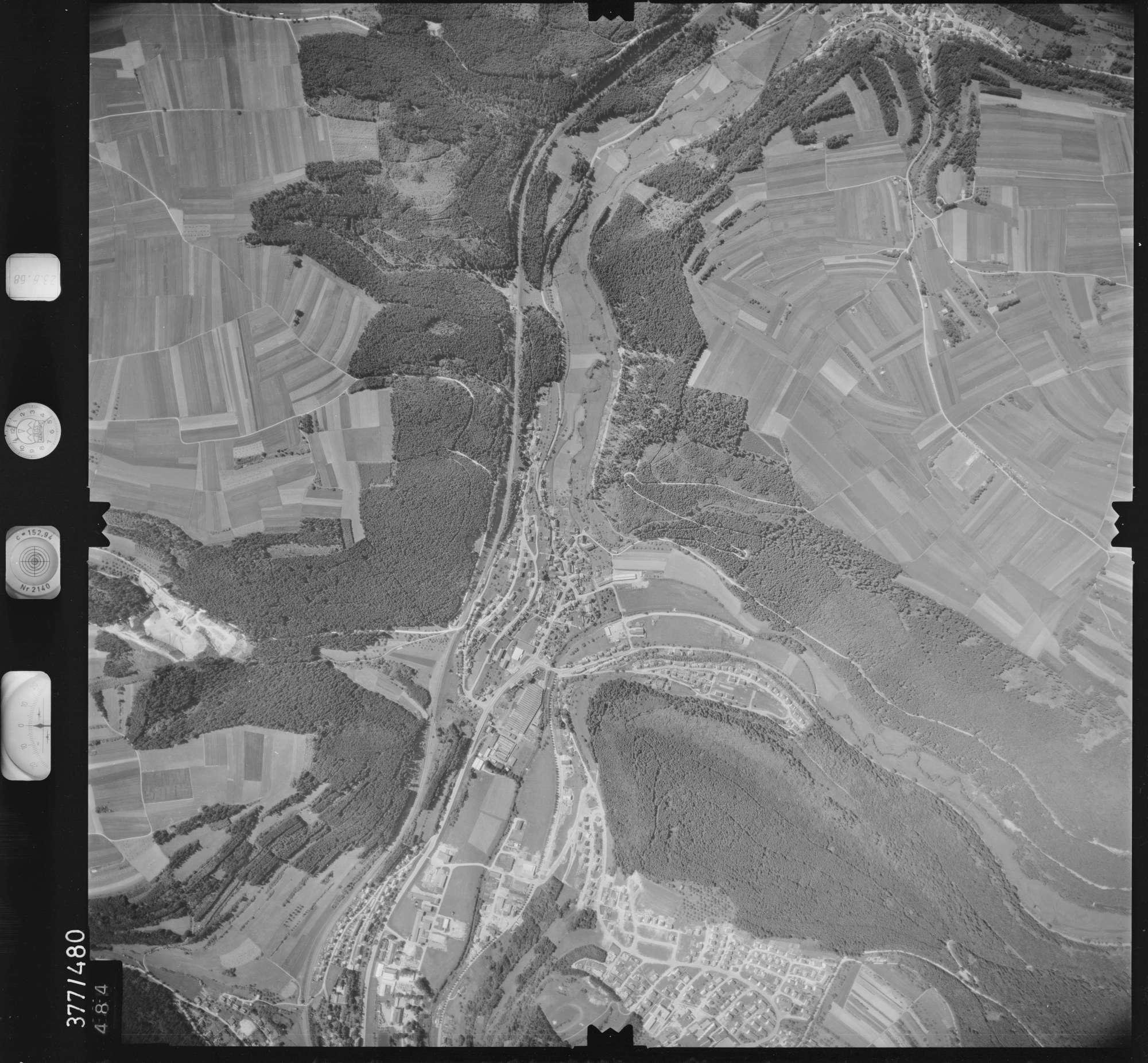 Luftbild: Film 29 Bildnr. 484, Bild 1