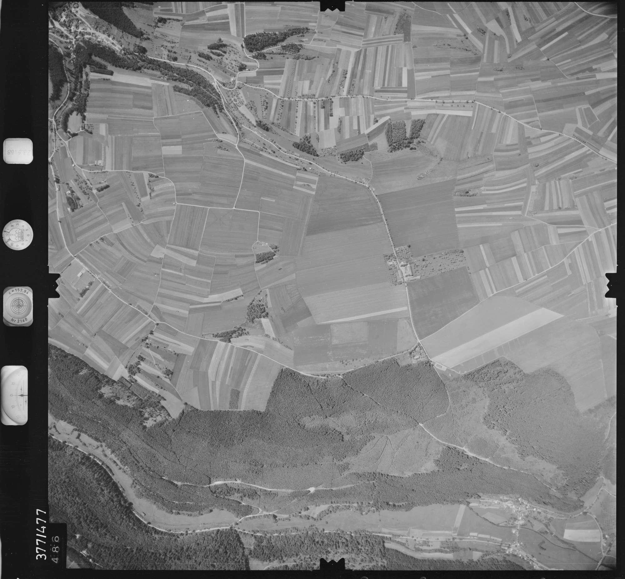 Luftbild: Film 29 Bildnr. 486, Bild 1