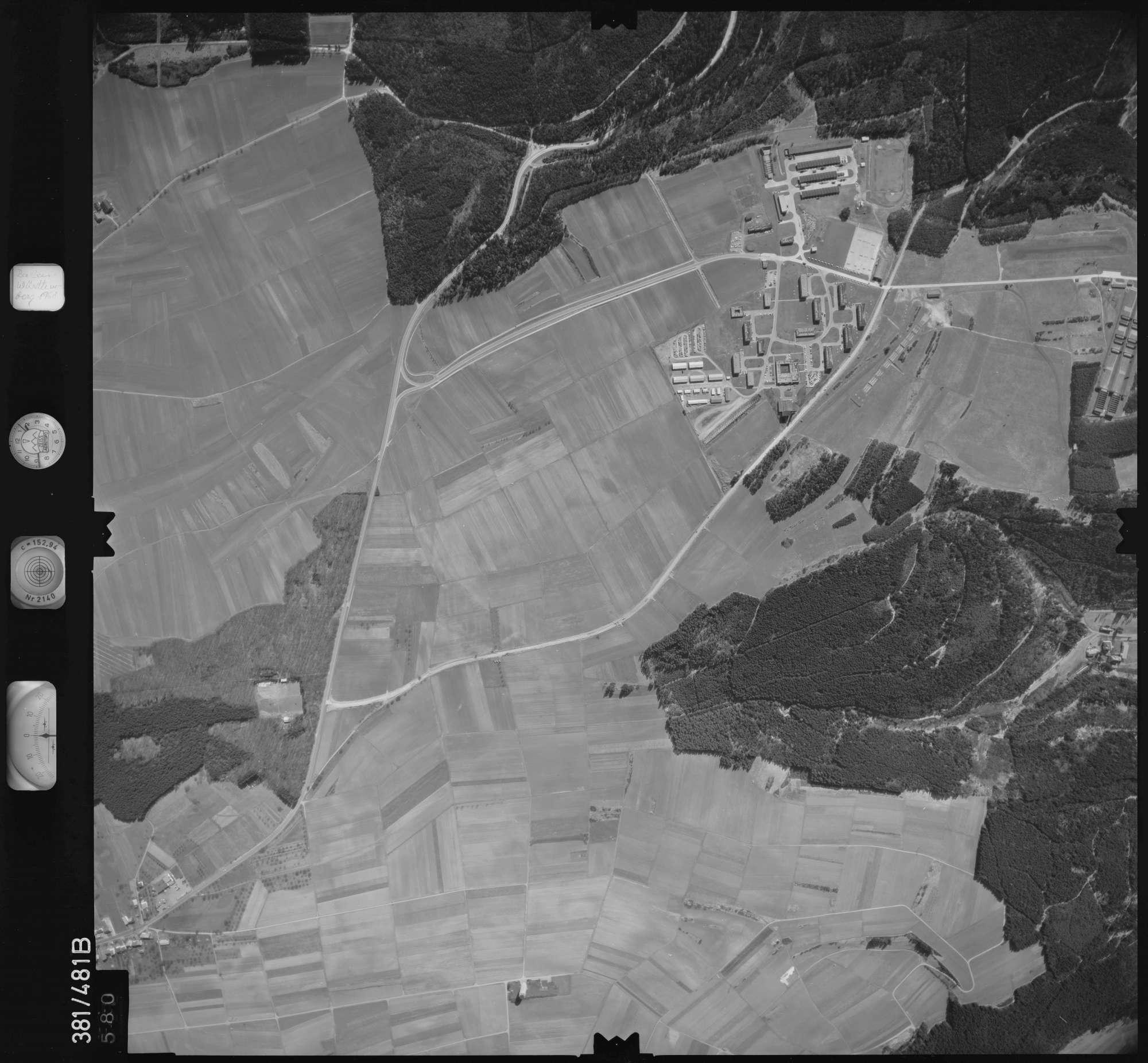 Luftbild: Film 31 Bildnr. 580, Bild 1