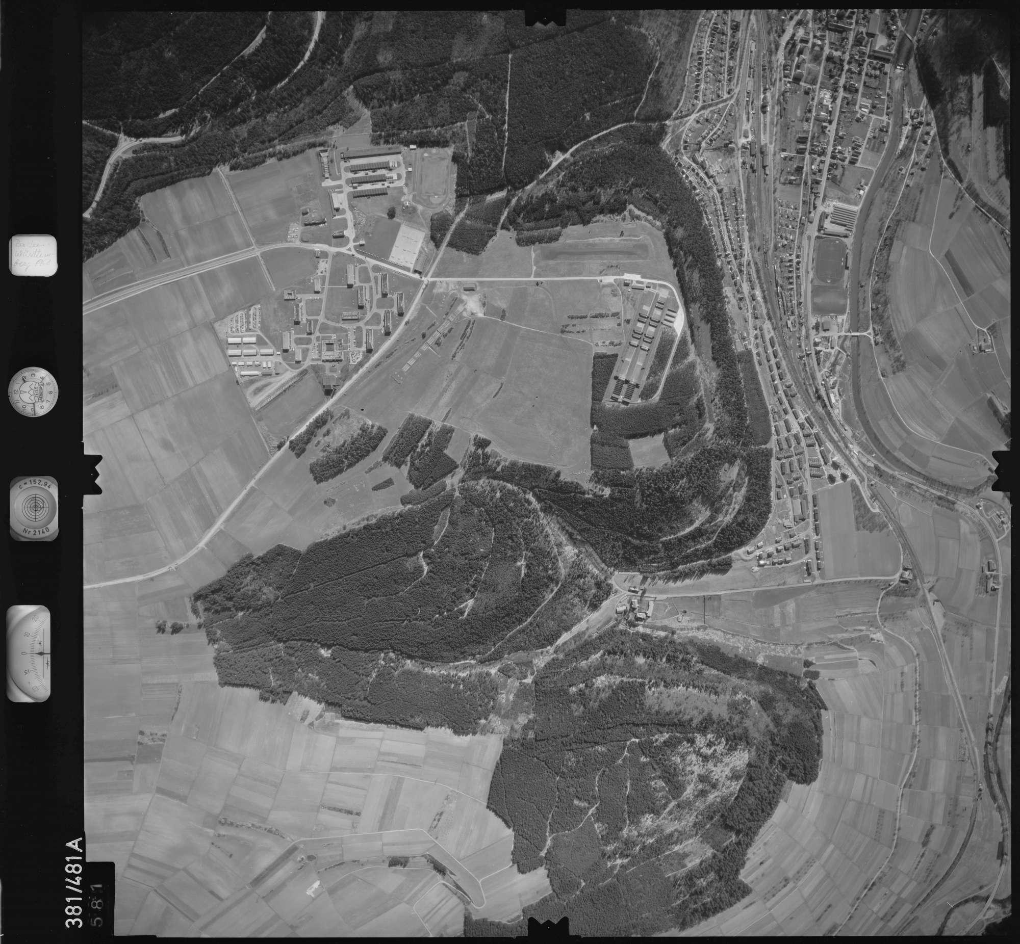 Luftbild: Film 31 Bildnr. 581, Bild 1