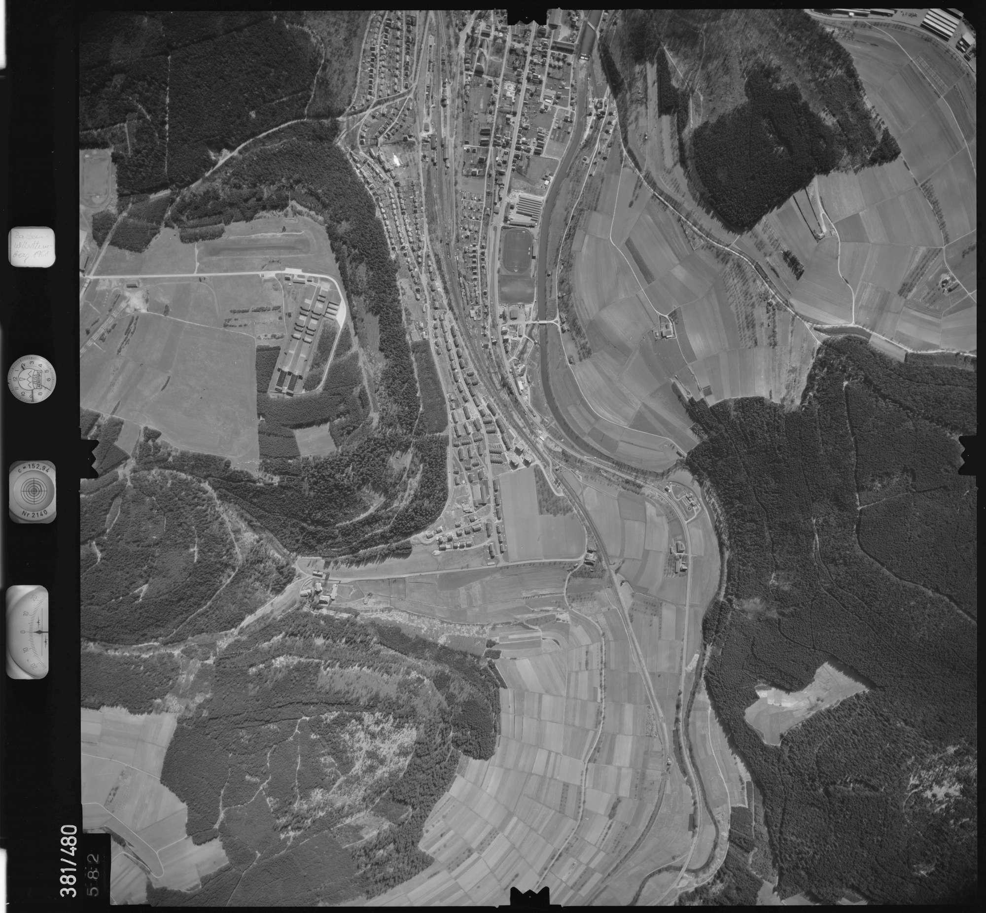 Luftbild: Film 31 Bildnr. 582, Bild 1