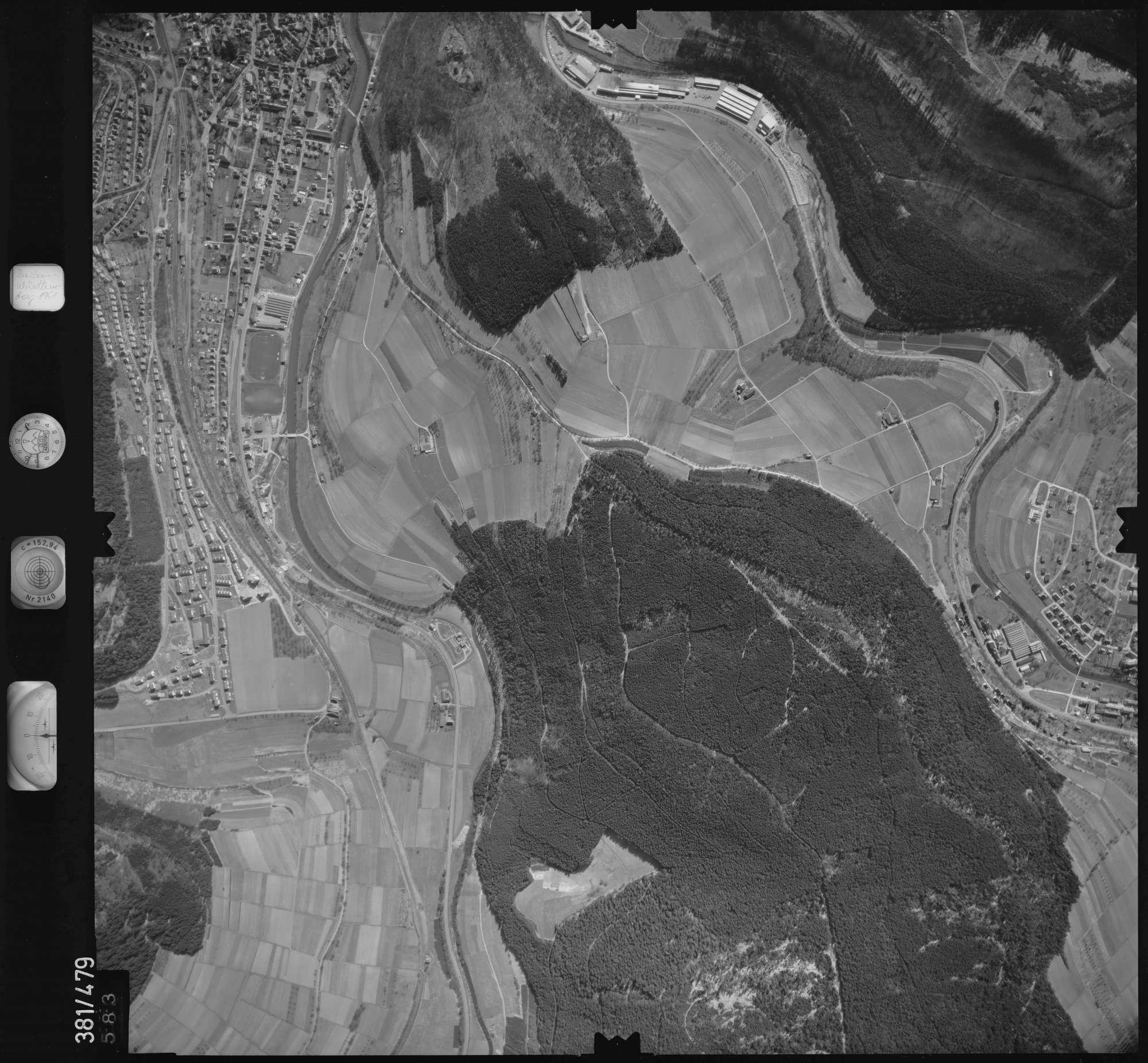Luftbild: Film 31 Bildnr. 583, Bild 1