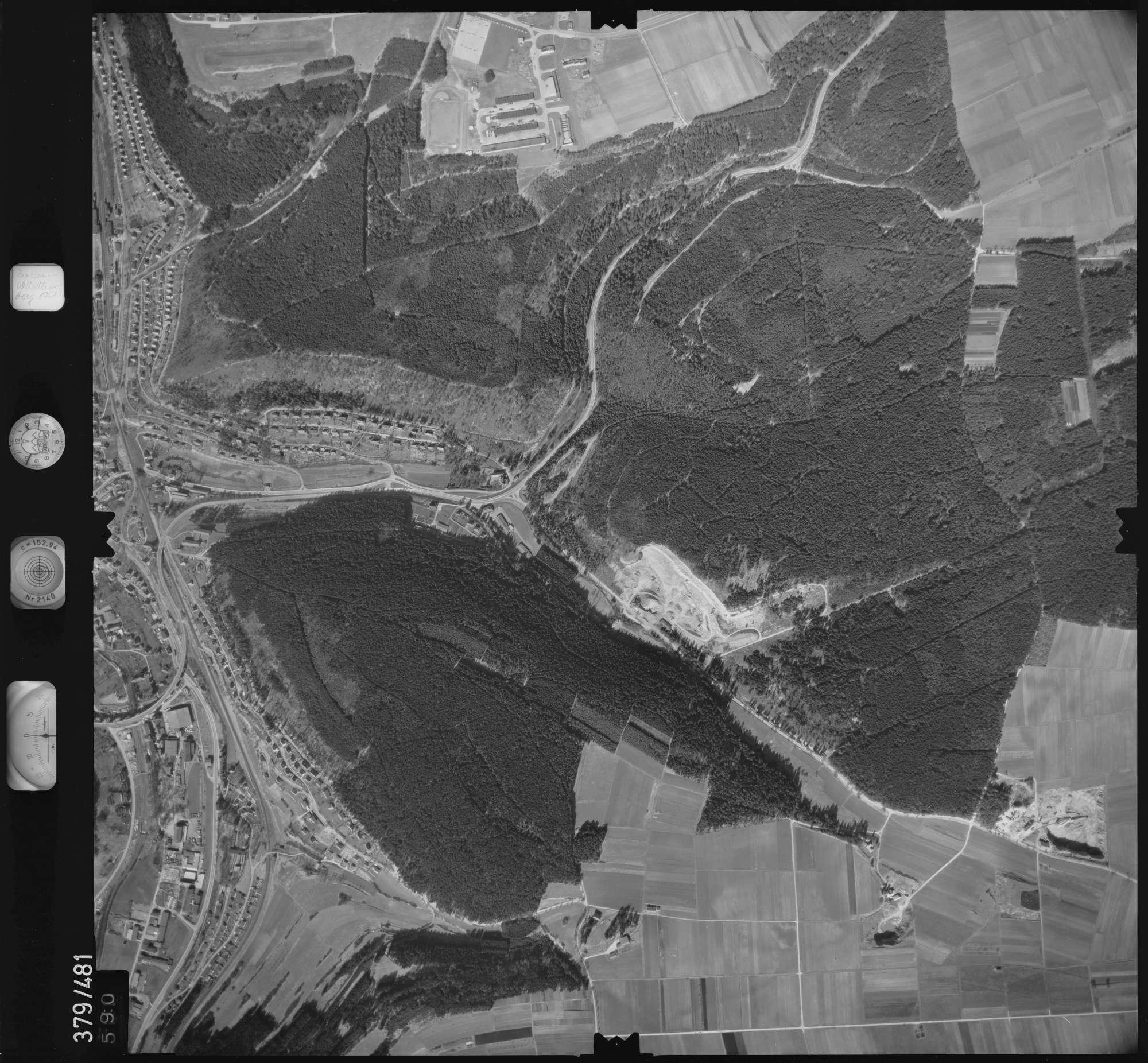 Luftbild: Film 31 Bildnr. 590, Bild 1