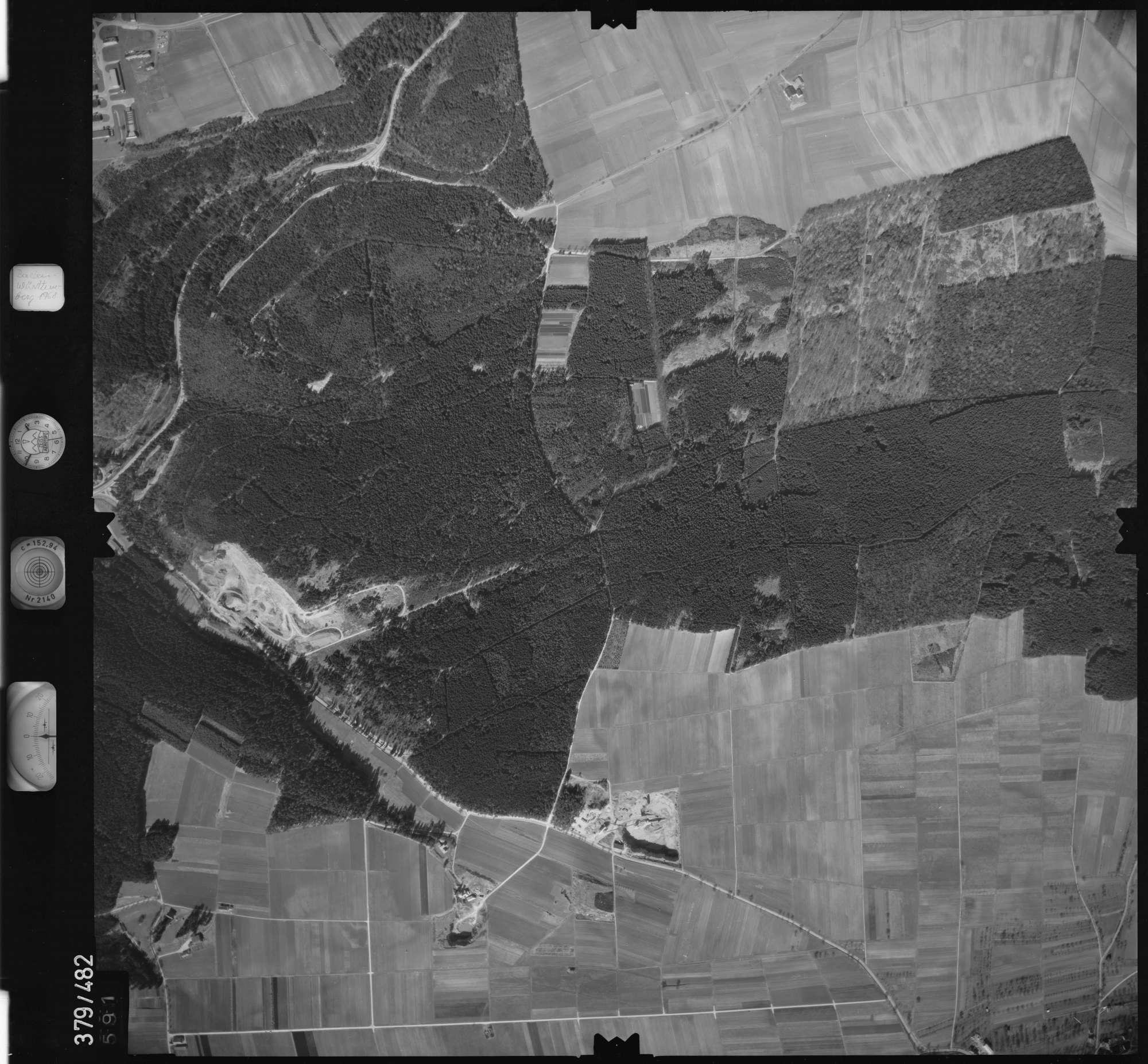 Luftbild: Film 31 Bildnr. 591, Bild 1