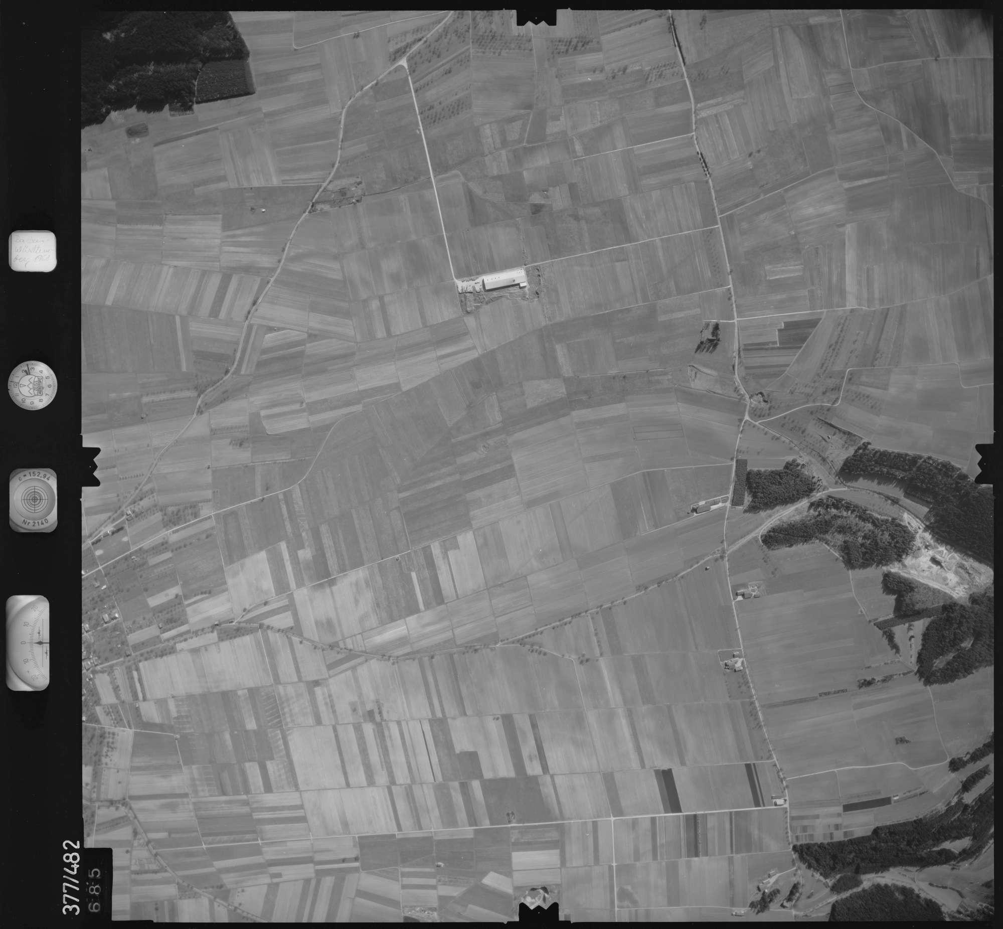 Luftbild: Film 31 Bildnr. 685, Bild 1