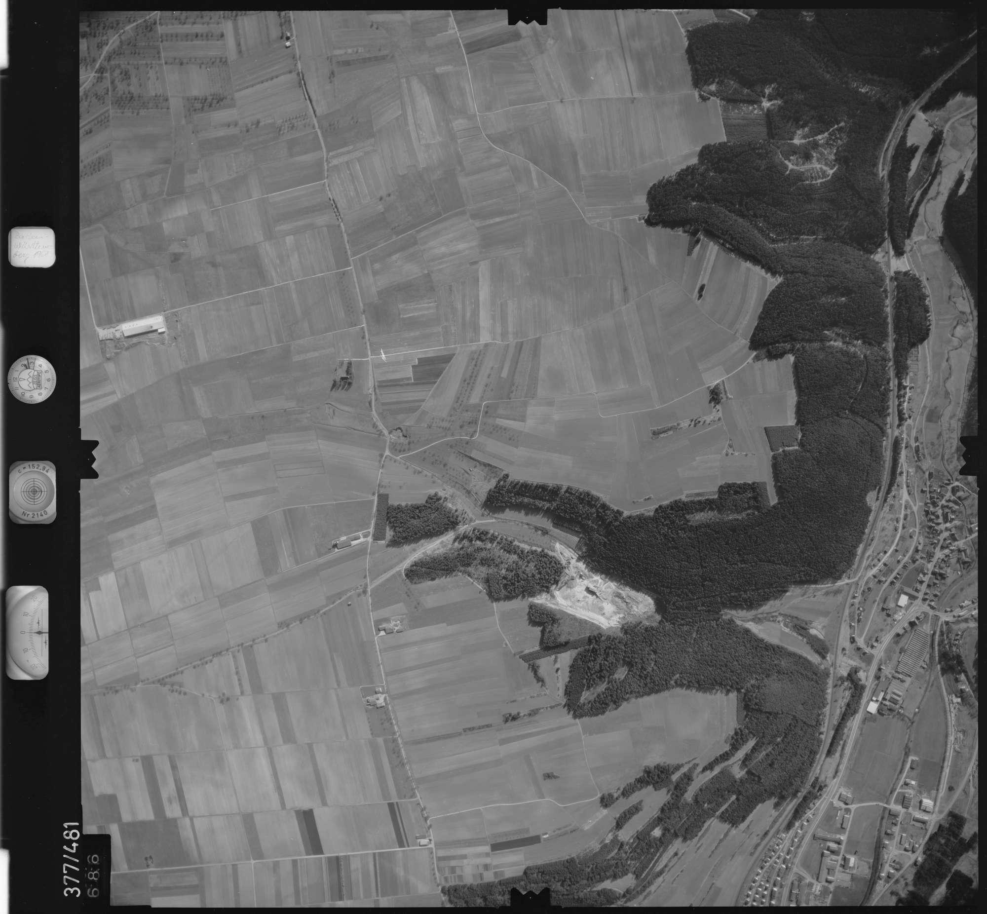 Luftbild: Film 31 Bildnr. 686, Bild 1