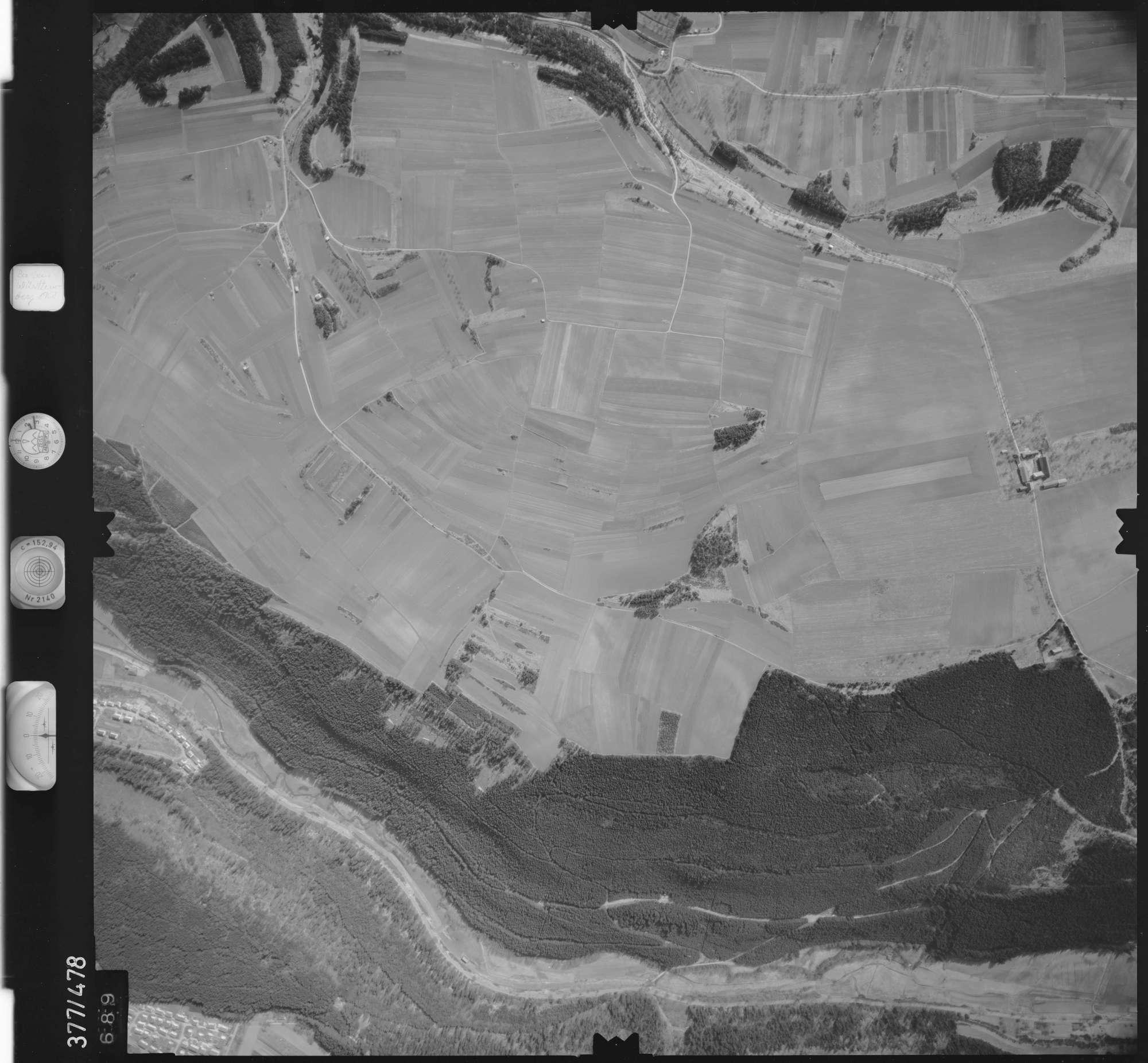 Luftbild: Film 31 Bildnr. 689, Bild 1
