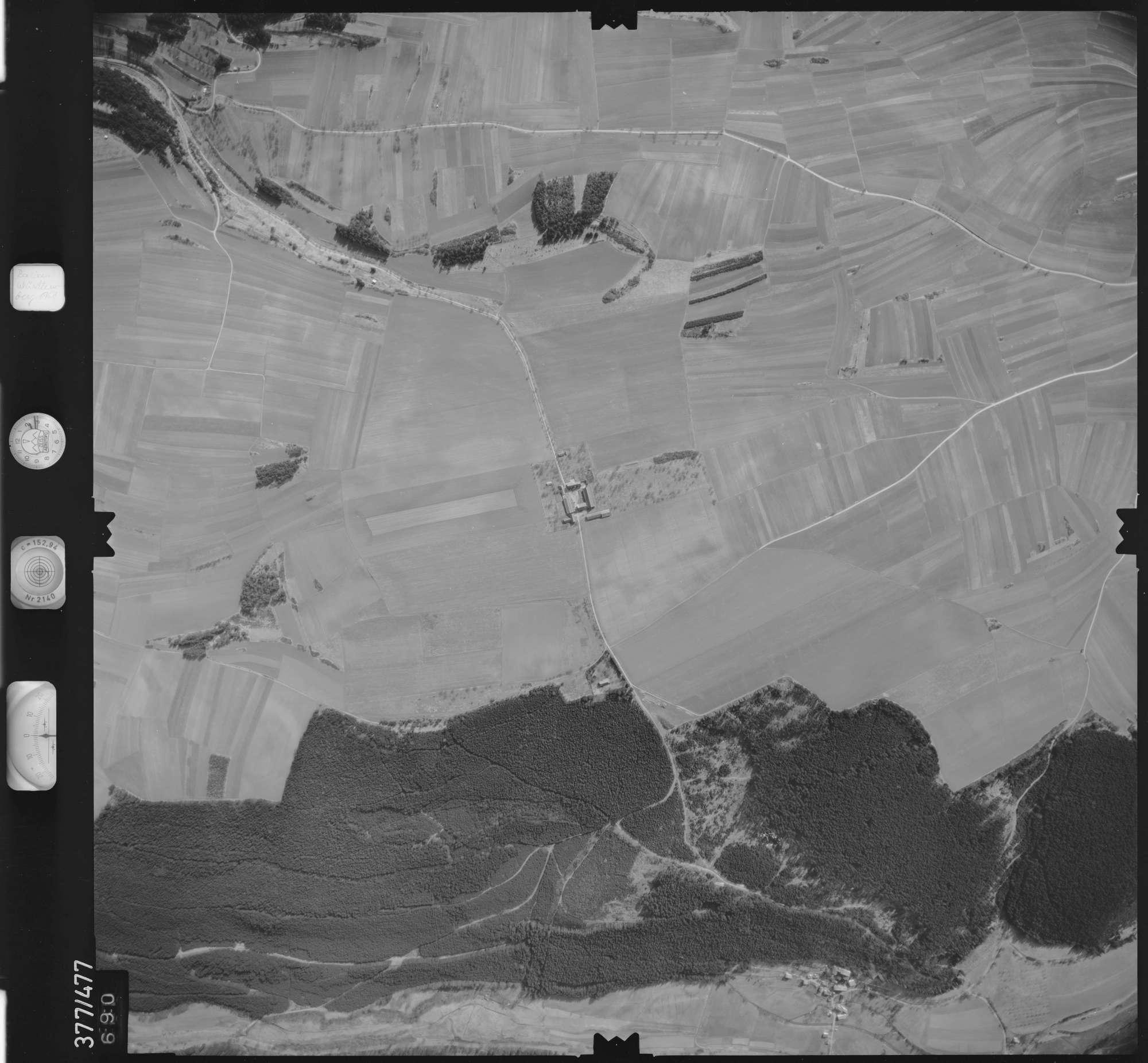 Luftbild: Film 31 Bildnr. 690, Bild 1
