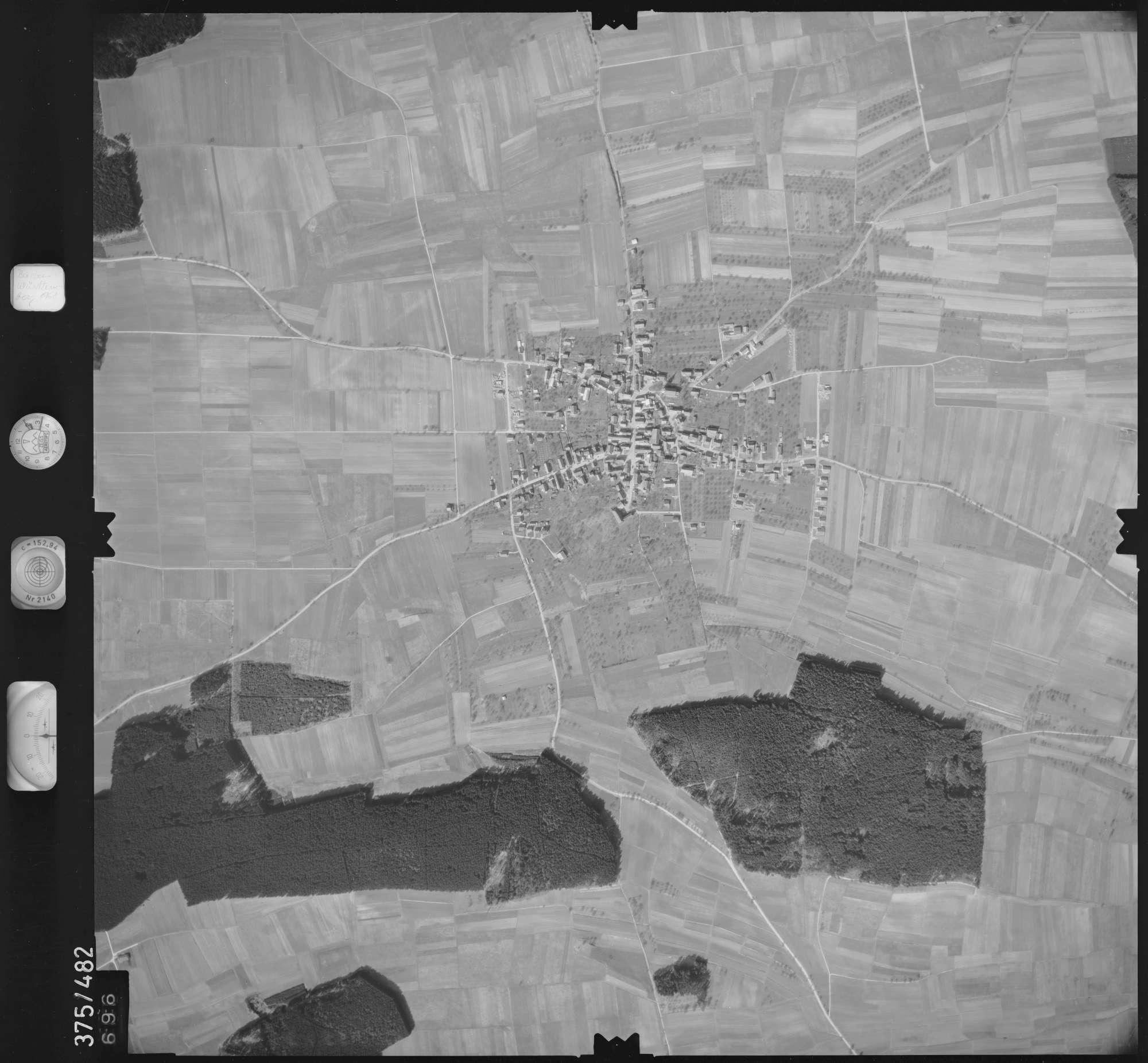 Luftbild: Film 31 Bildnr. 696, Bild 1