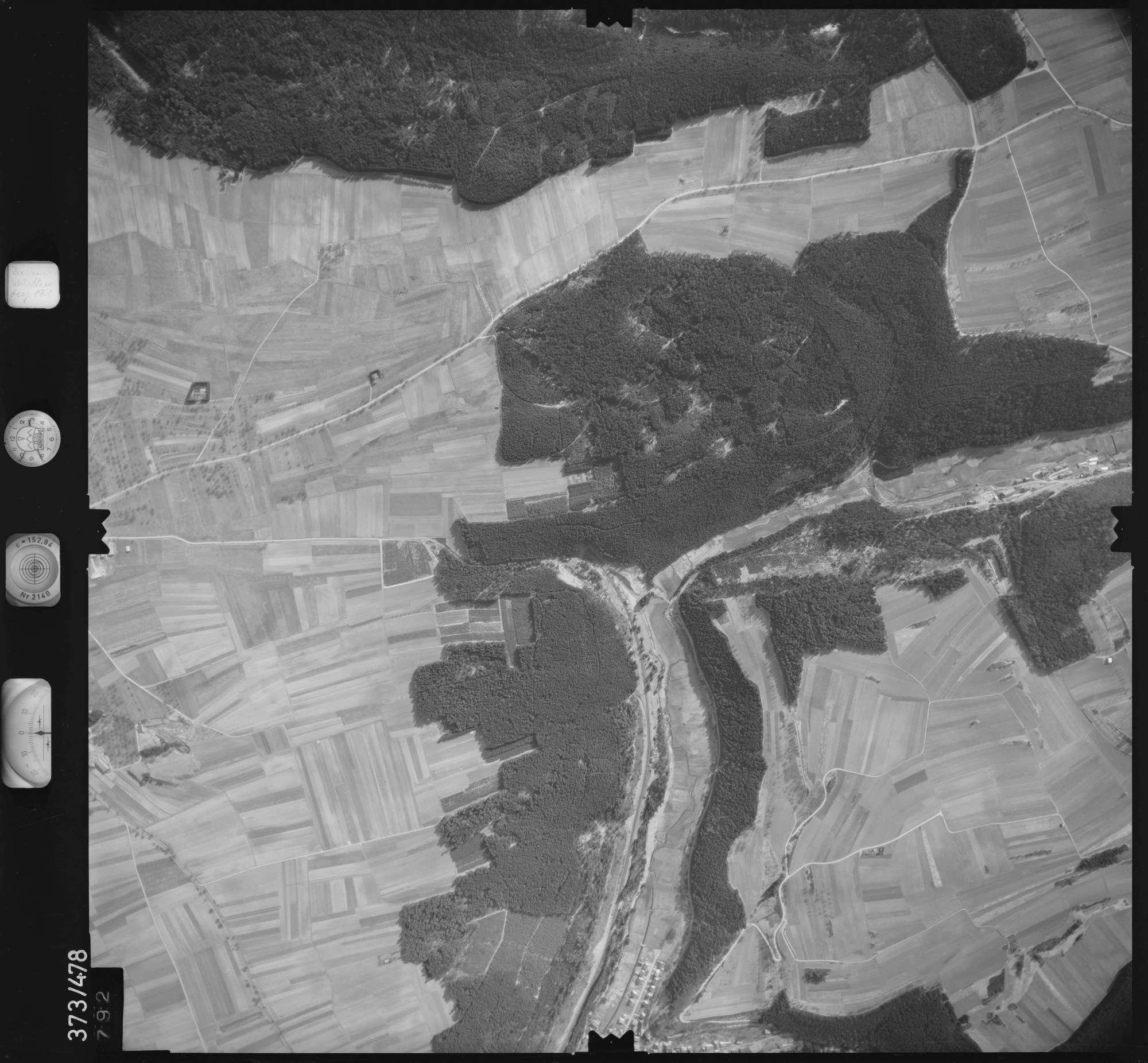 Luftbild: Film 33 Bildnr. 792, Bild 1