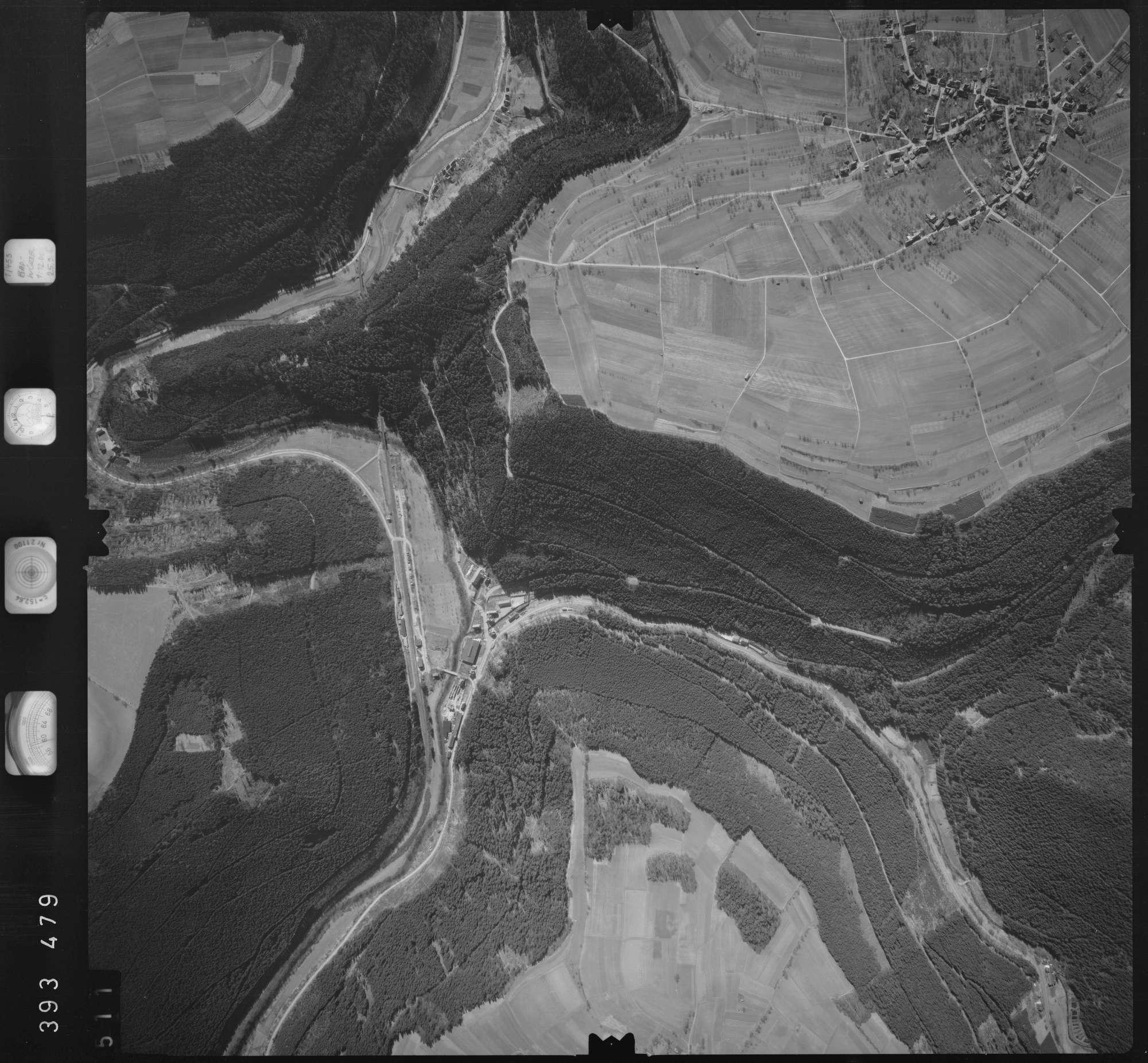 Luftbild: Film 13 Bildnr. 511, Bild 1