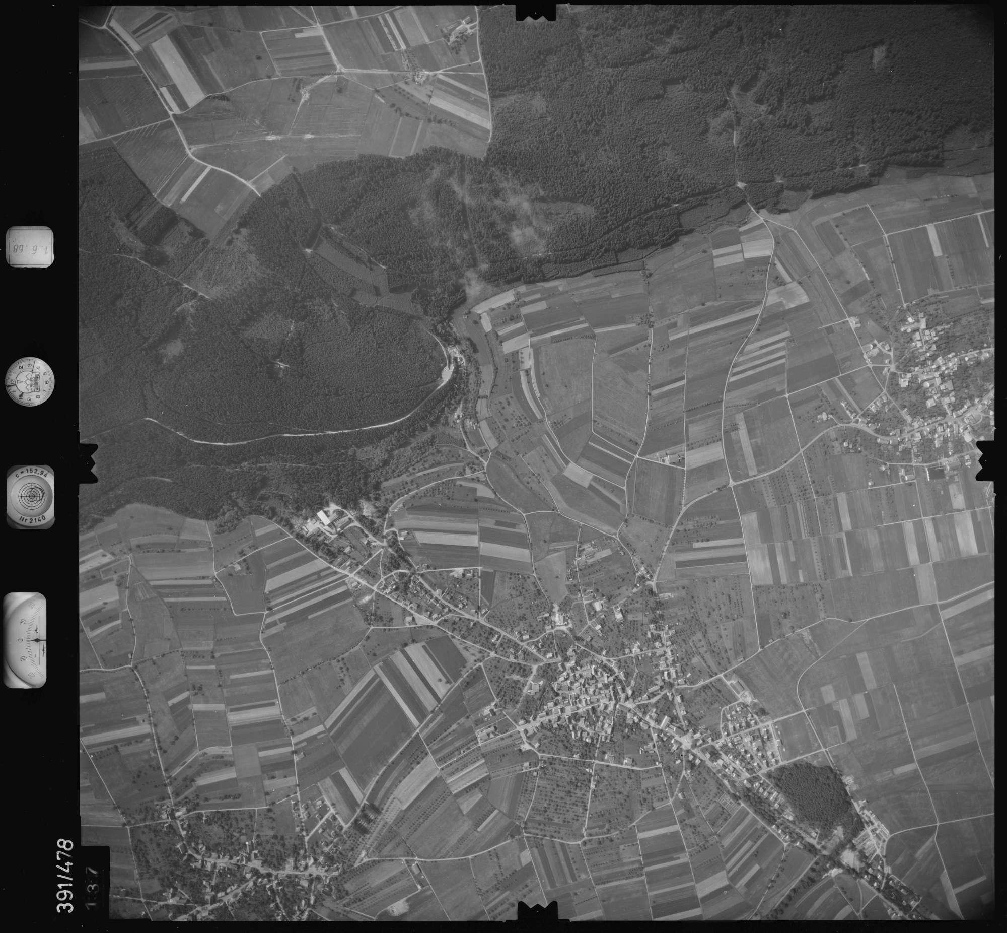 Luftbild: Film 16 Bildnr. 137, Bild 1