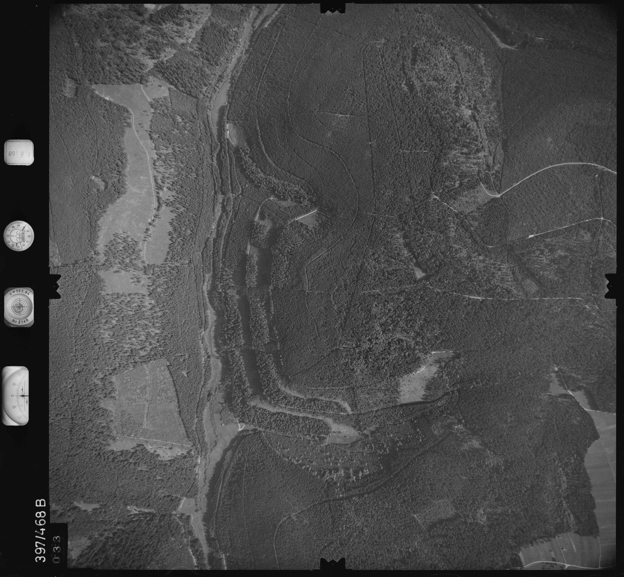 Luftbild: Film 16 Bildnr. 33, Bild 1