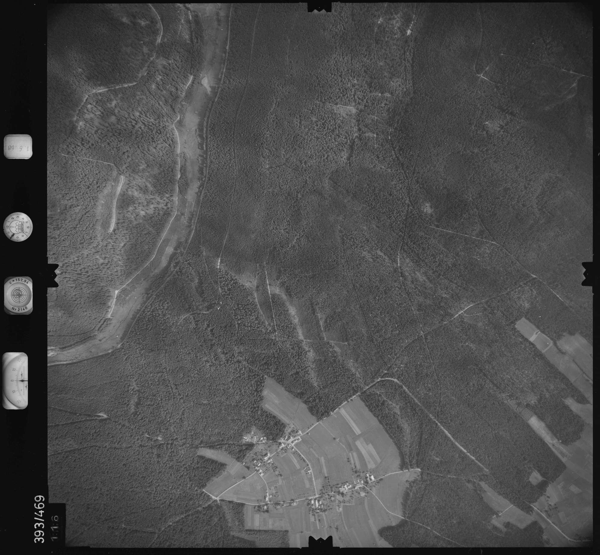 Luftbild: Film 16 Bildnr. 116, Bild 1