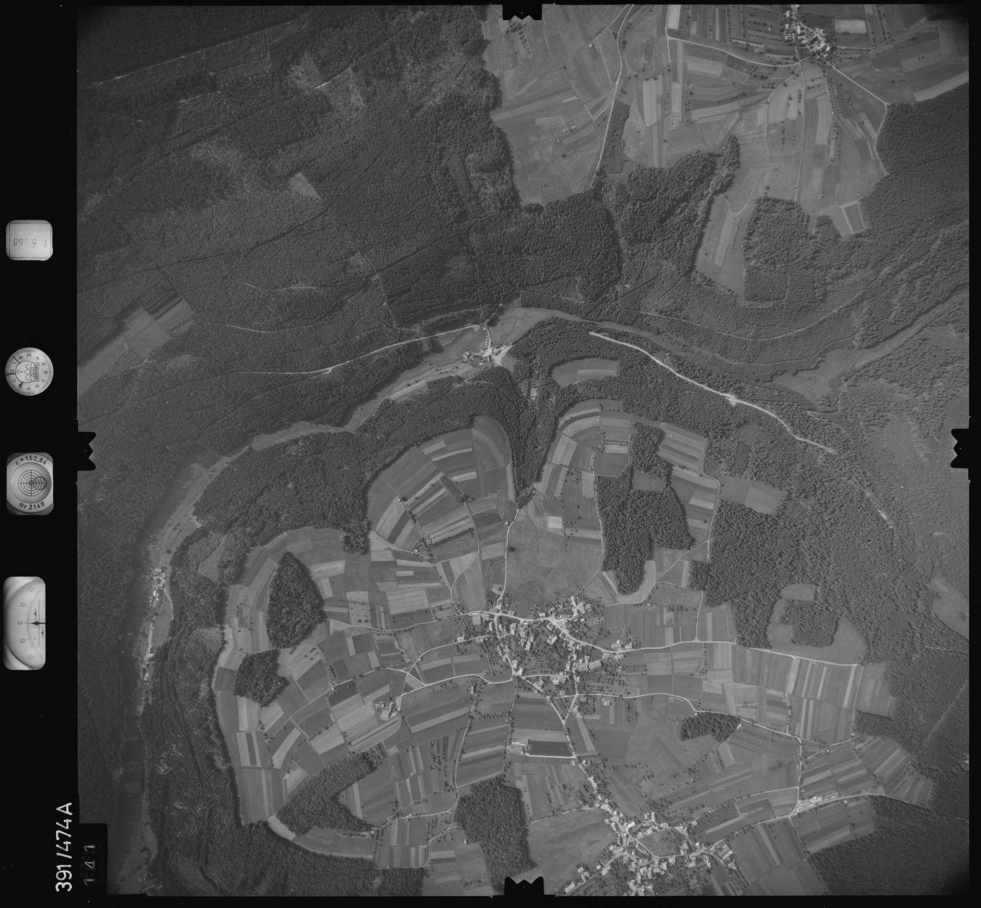 Luftbild: Film 16 Bildnr. 141, Bild 1