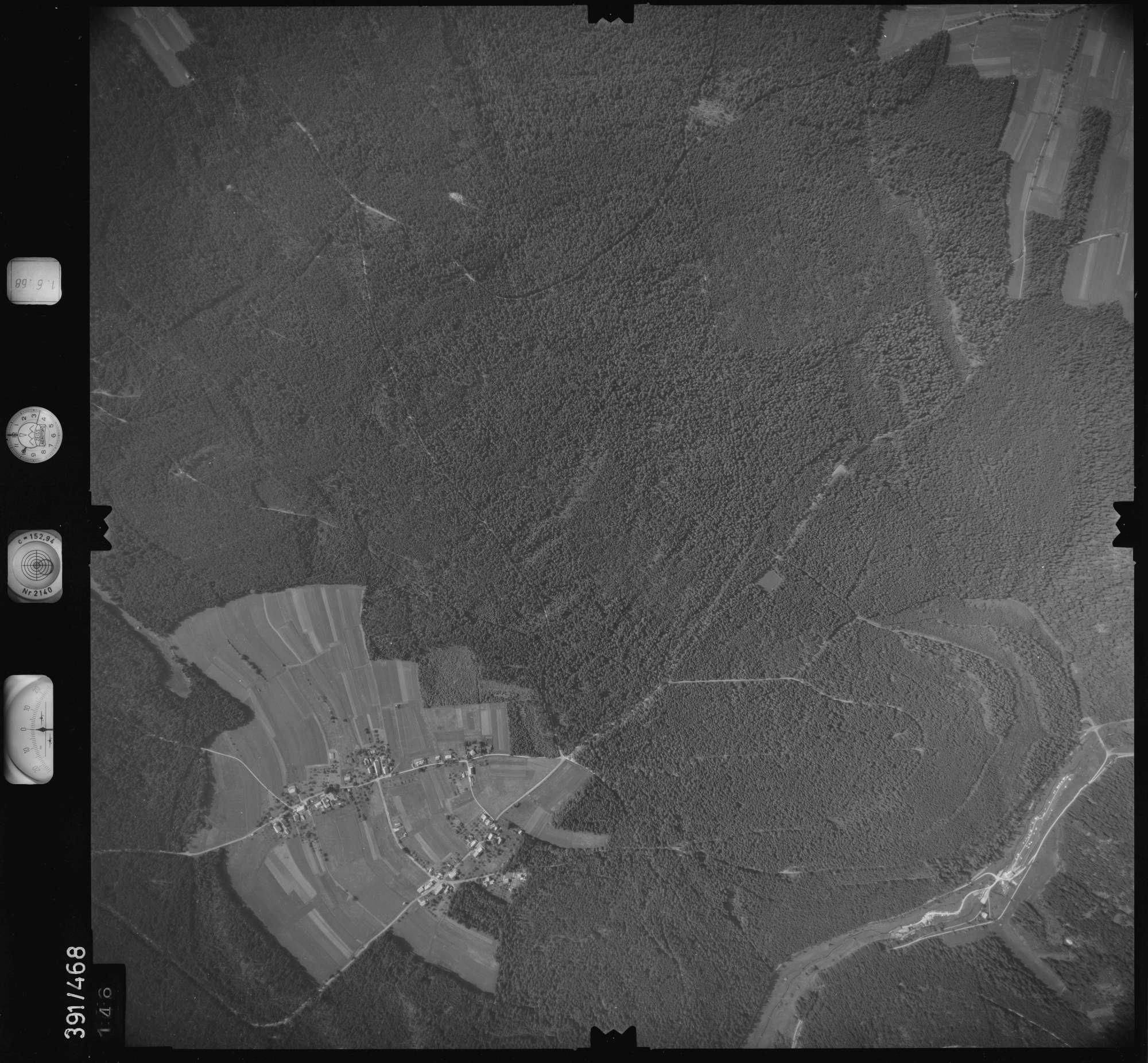 Luftbild: Film 16 Bildnr. 146, Bild 1