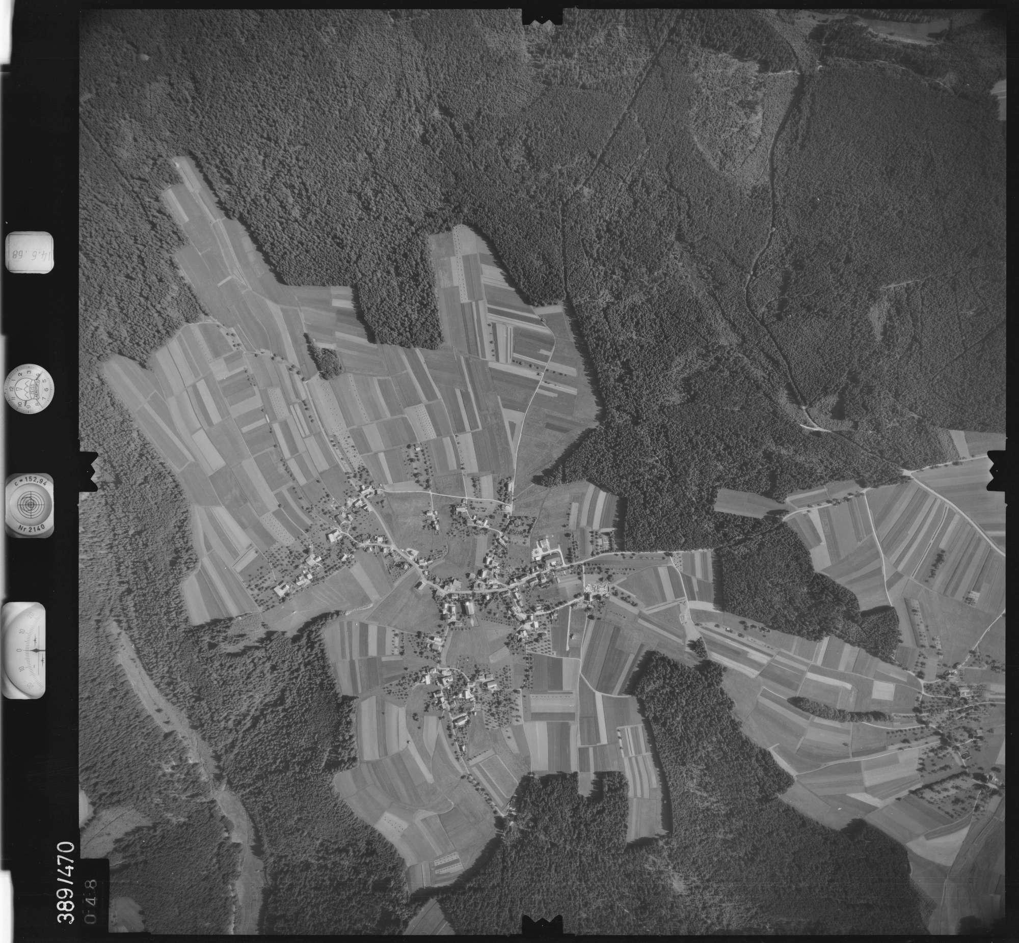 Luftbild: Film 21 Bildnr. 48, Bild 1