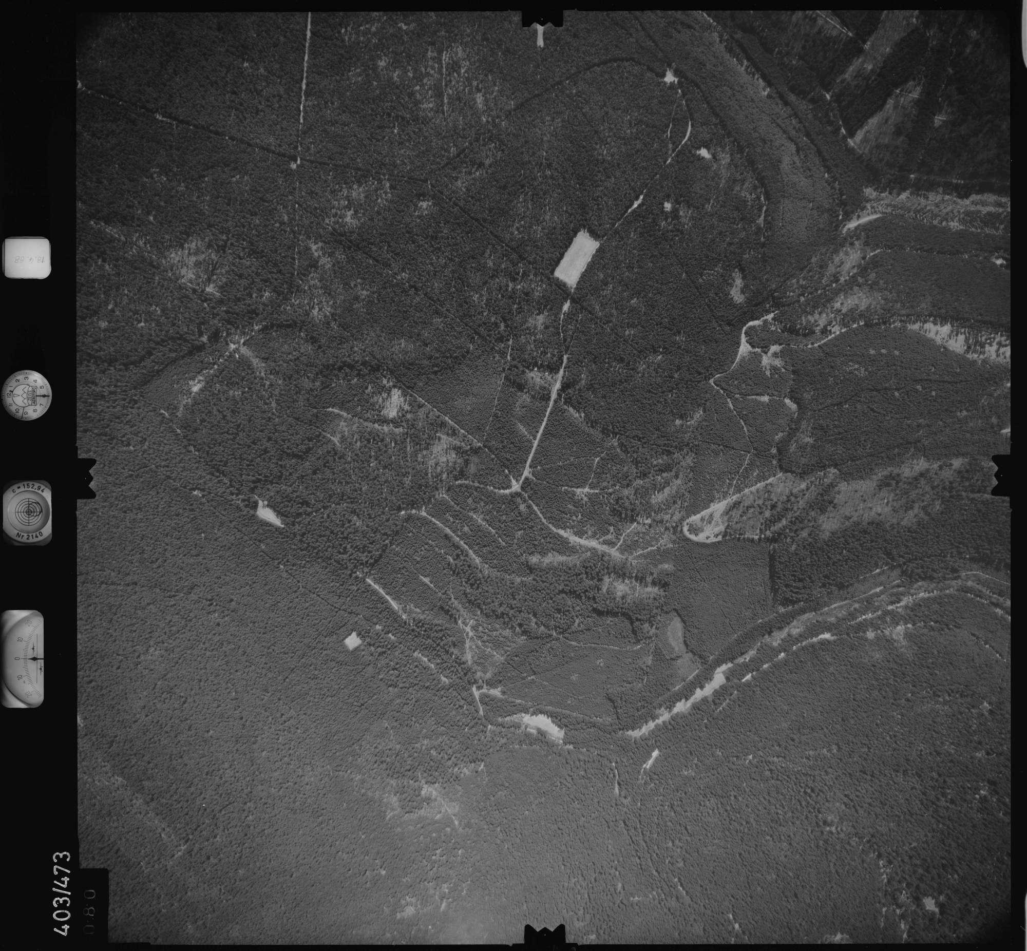 Luftbild: Film 9 Bildnr. 80, Bild 1