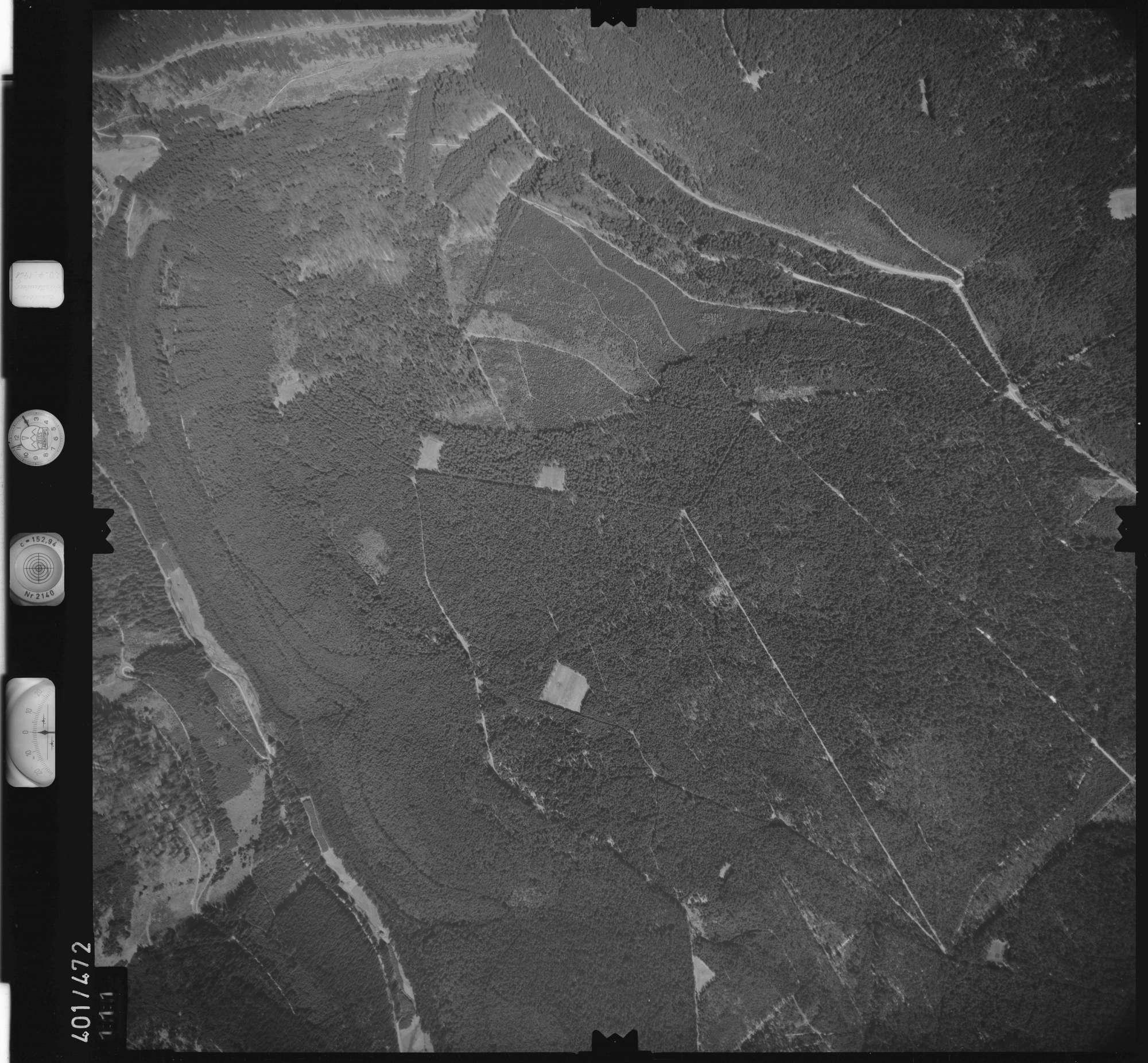 Luftbild: Film 11 Bildnr. 111, Bild 1