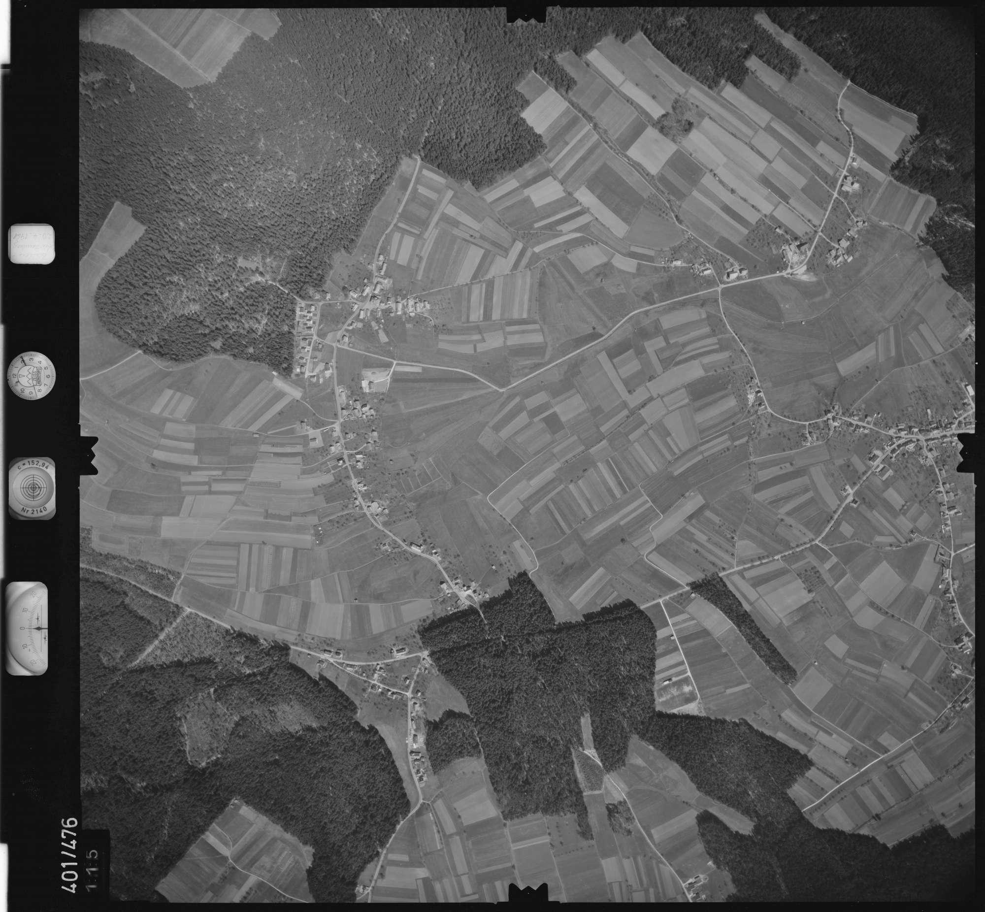 Luftbild: Film 11 Bildnr. 115, Bild 1