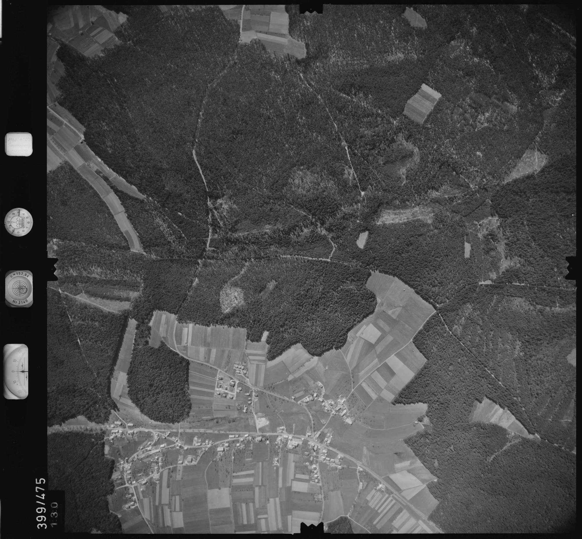 Luftbild: Film 11 Bildnr. 130, Bild 1