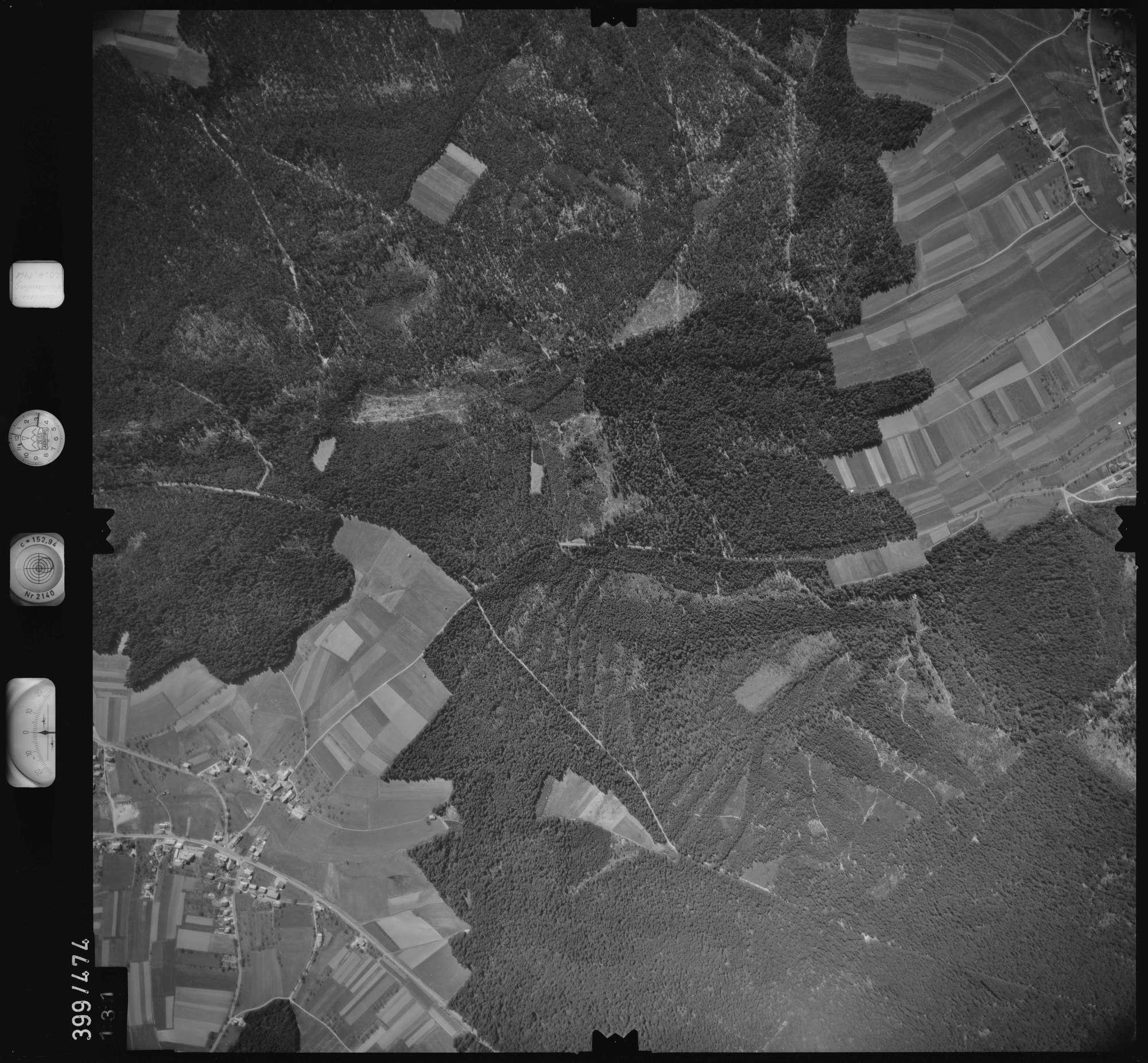 Luftbild: Film 11 Bildnr. 131, Bild 1
