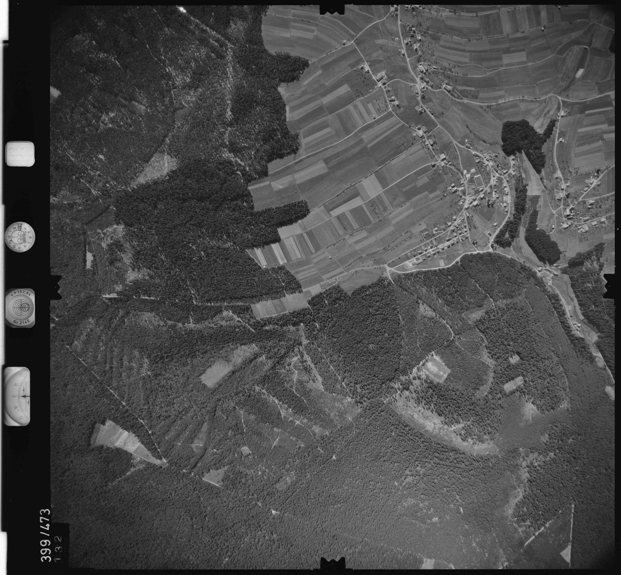 Luftbild: Film 11 Bildnr. 132, Bild 1