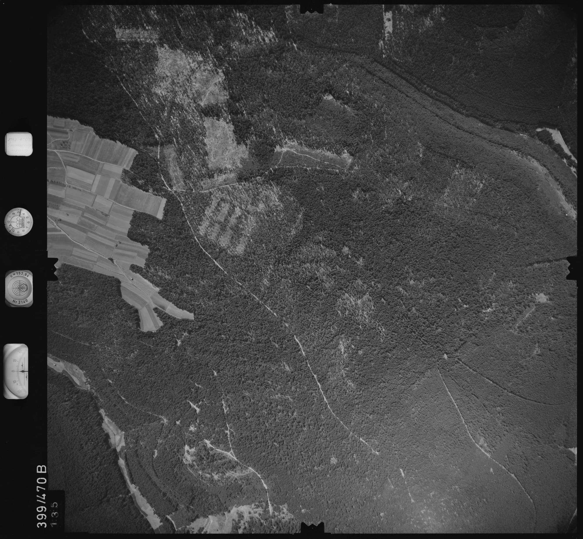 Luftbild: Film 11 Bildnr. 135, Bild 1