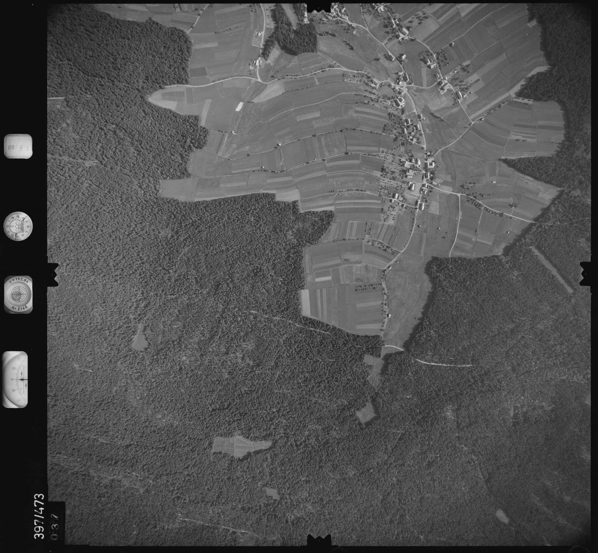Luftbild: Film 16 Bildnr. 37, Bild 1
