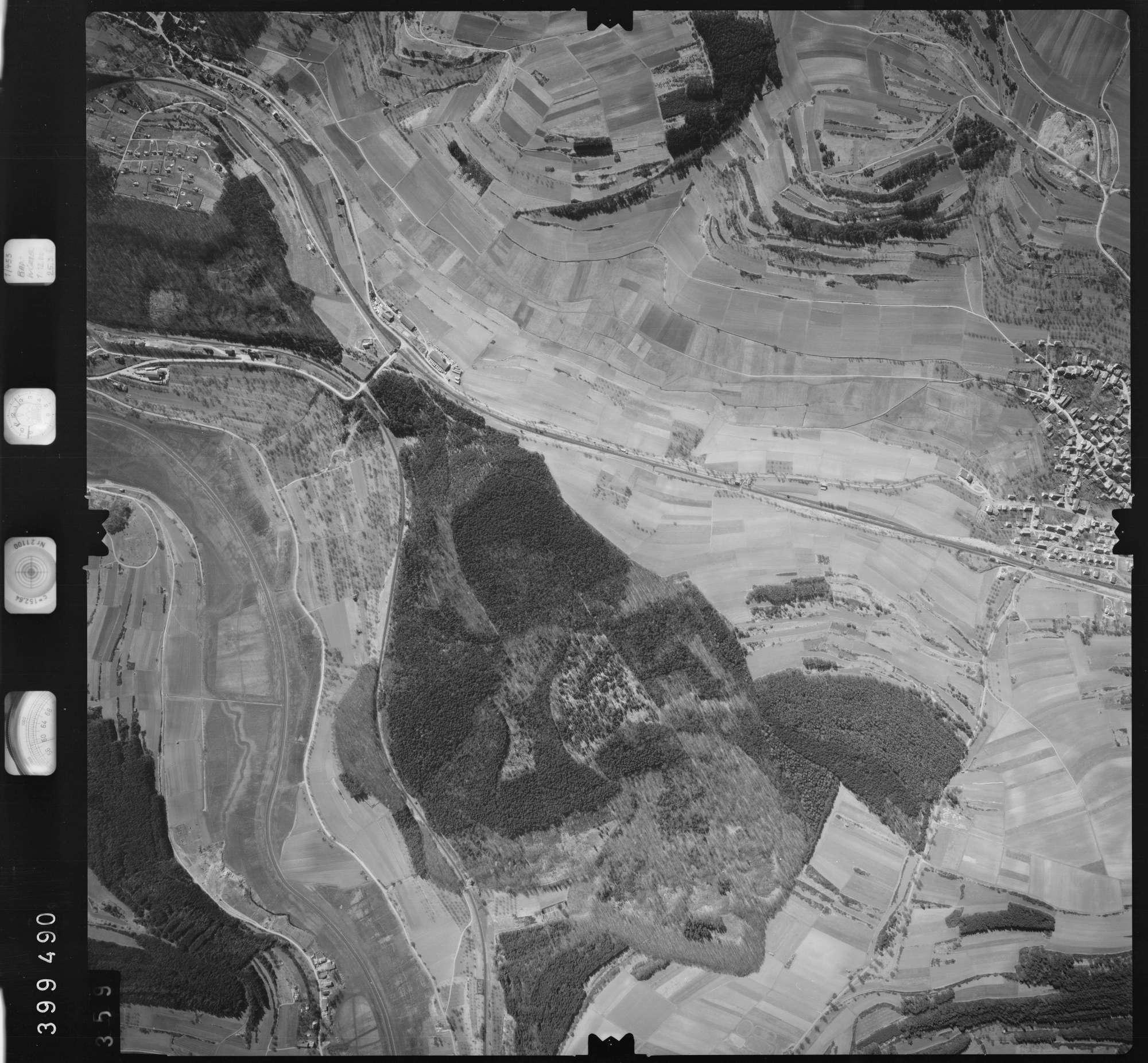 Luftbild: Film 13 Bildnr. 359, Bild 1