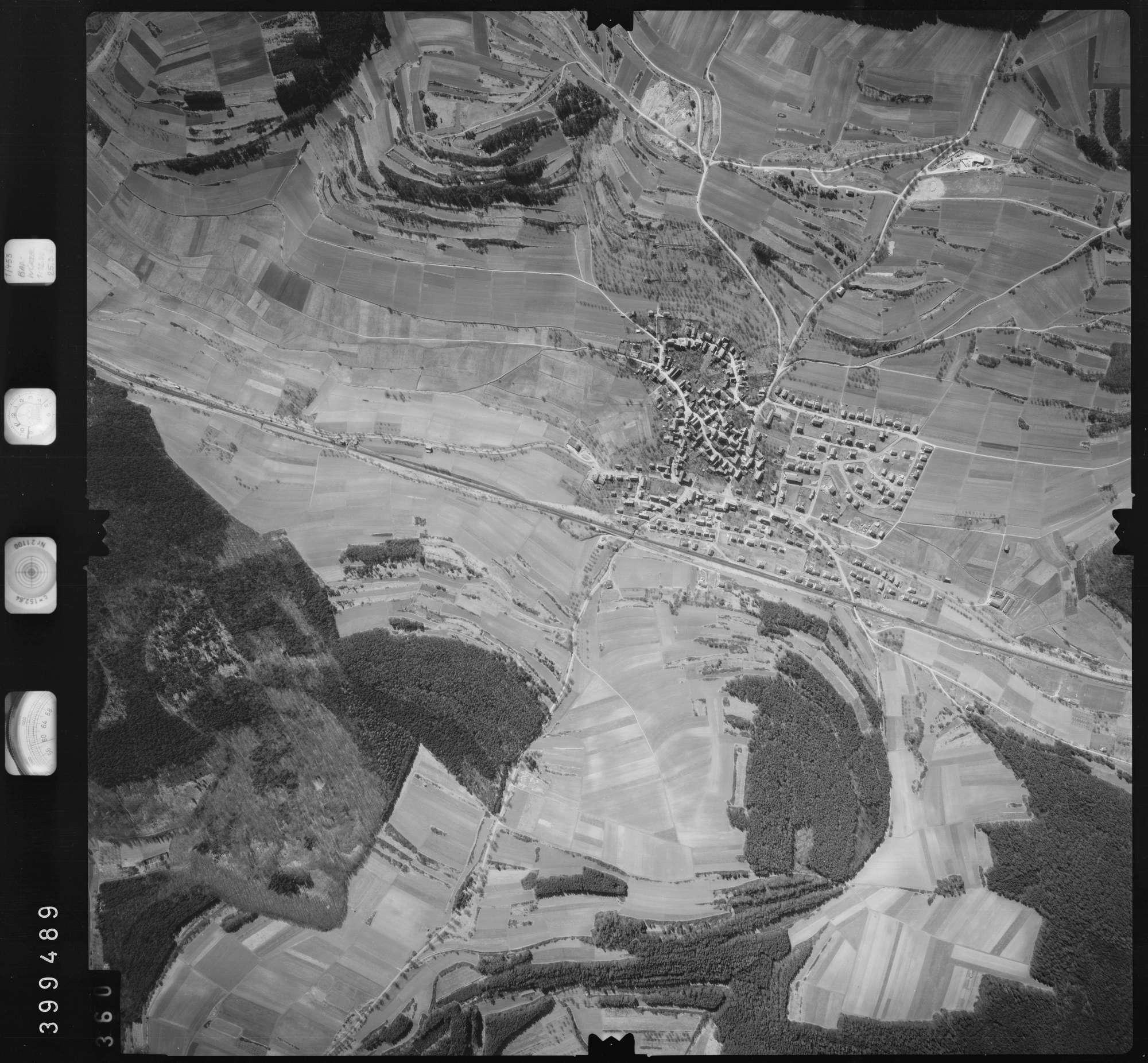 Luftbild: Film 13 Bildnr. 360, Bild 1