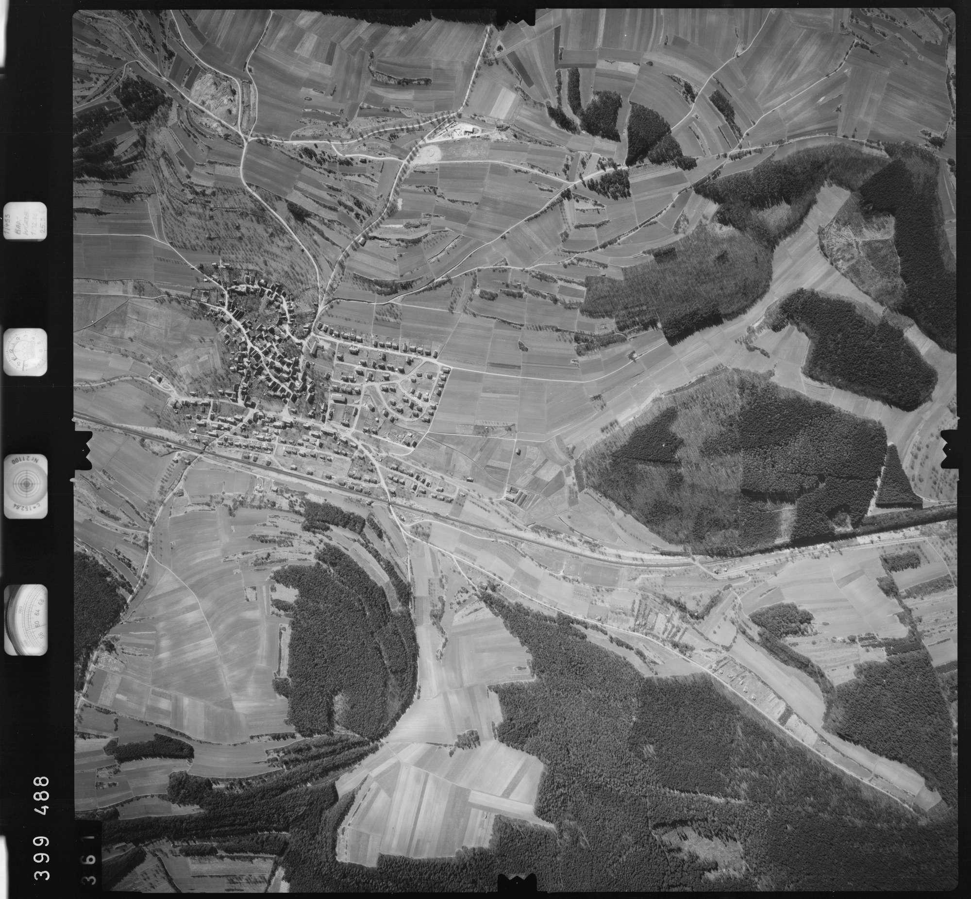 Luftbild: Film 13 Bildnr. 361, Bild 1