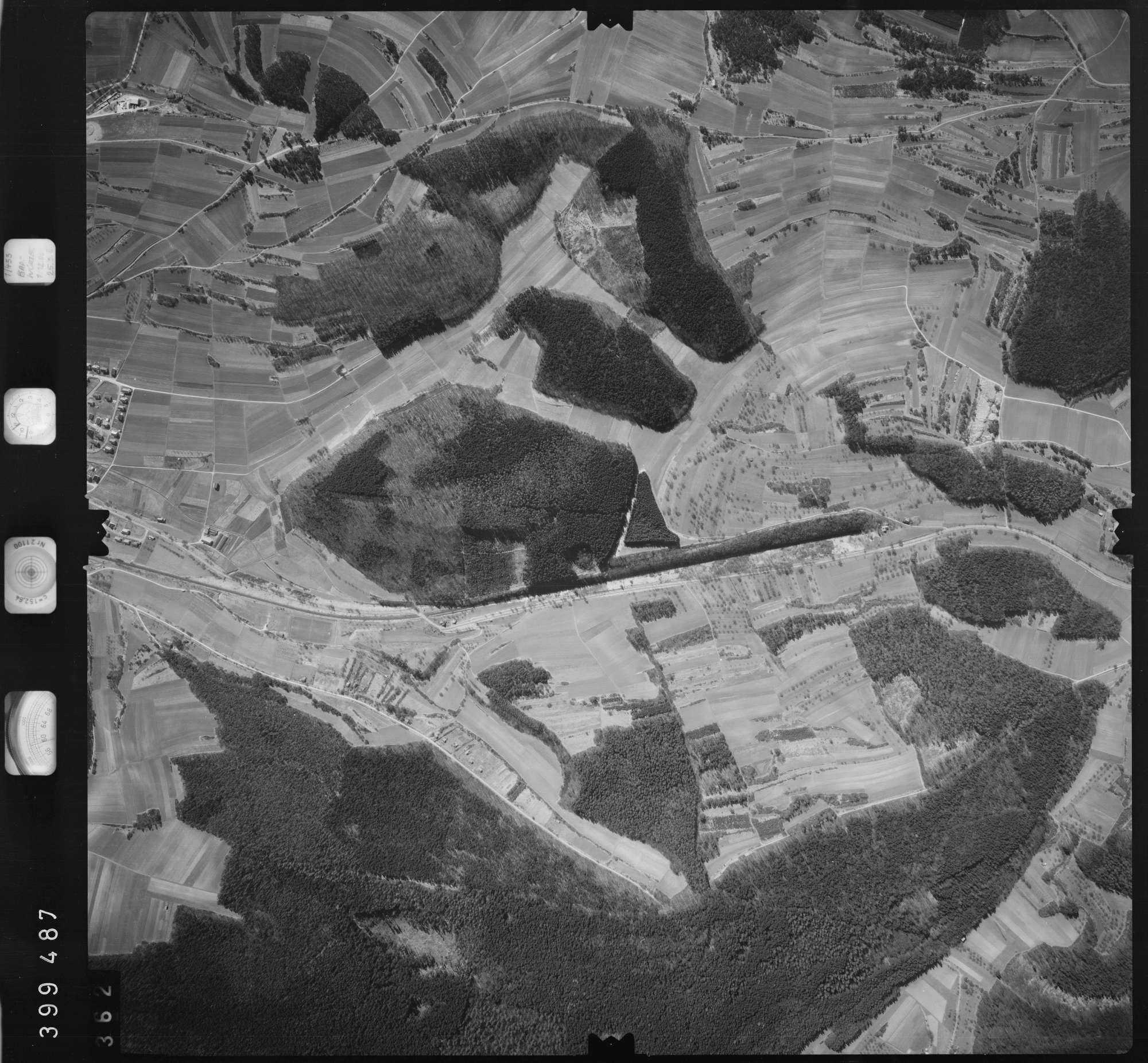 Luftbild: Film 13 Bildnr. 362, Bild 1