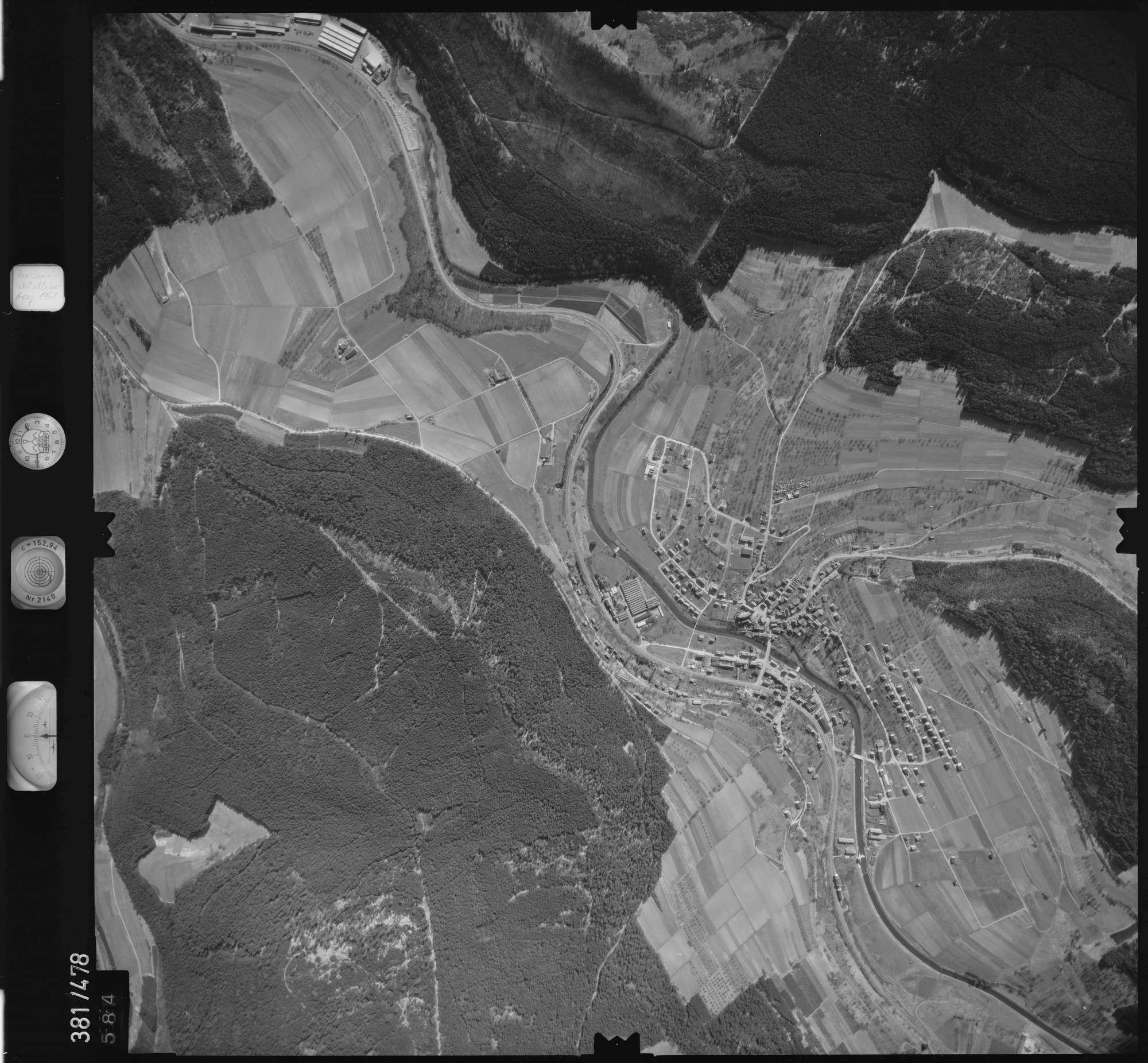 Luftbild: Film 31 Bildnr. 584, Bild 1