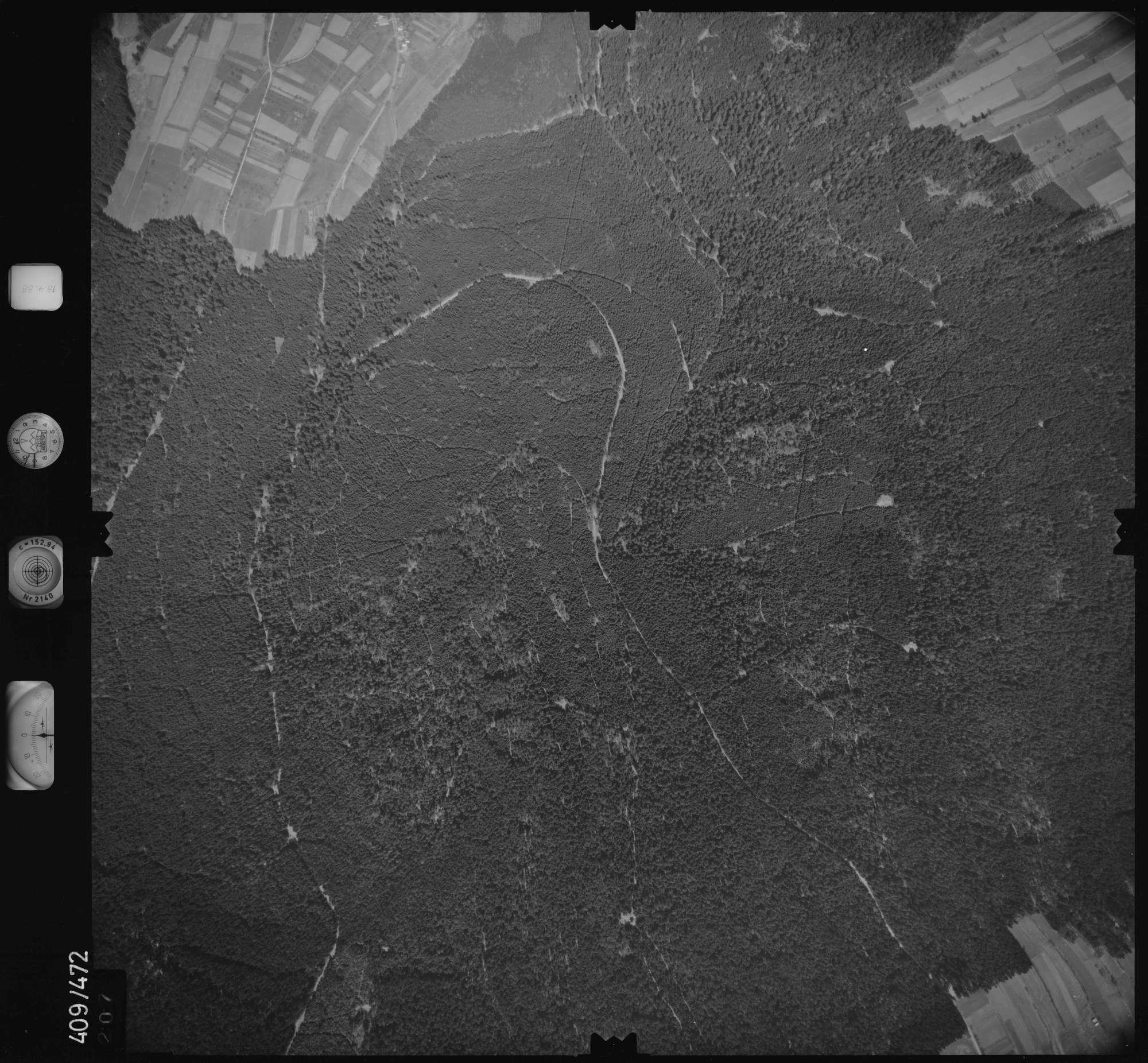 Luftbild: Film 4 Bildnr. 207, Bild 1