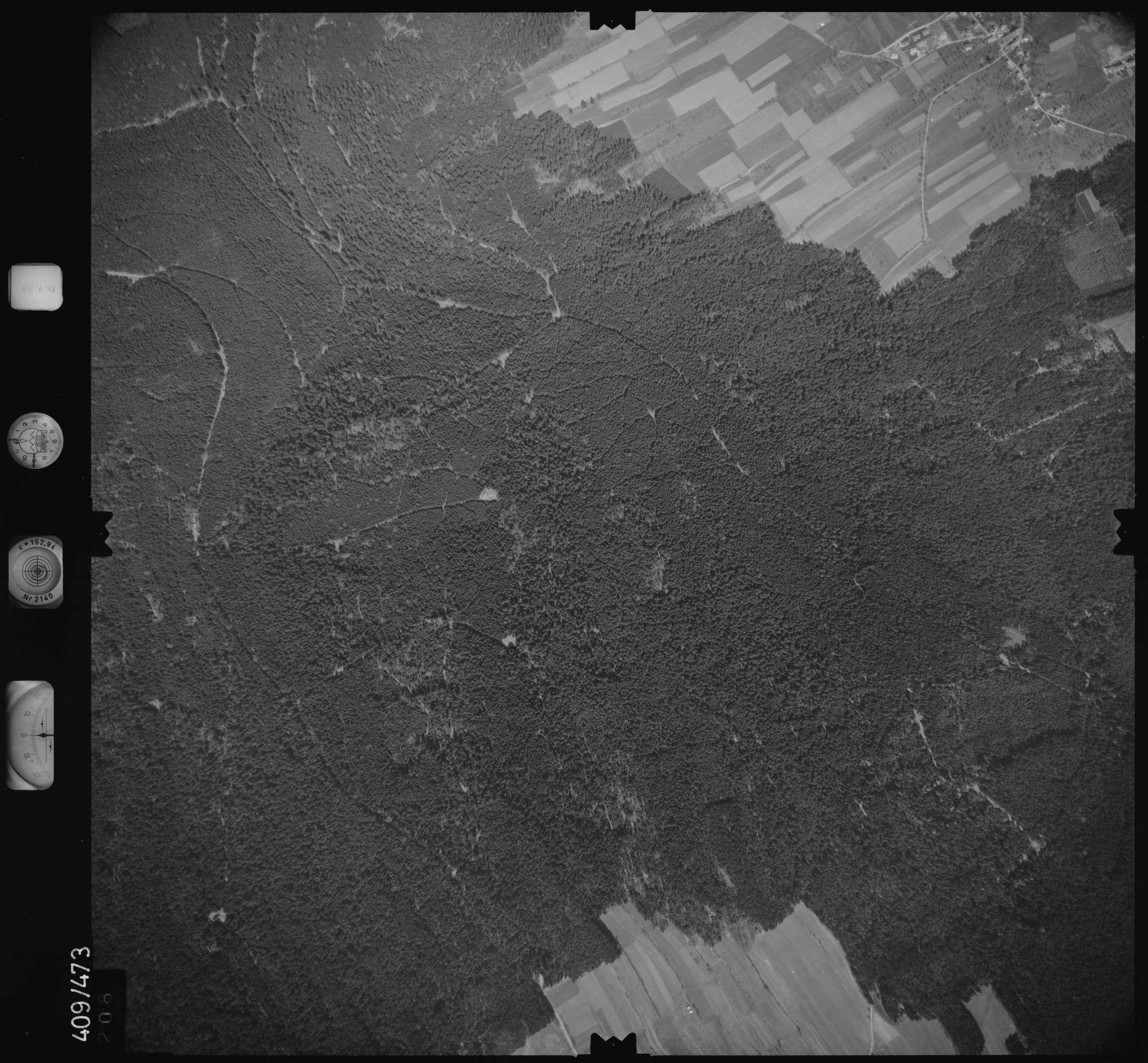 Luftbild: Film 4 Bildnr. 208, Bild 1