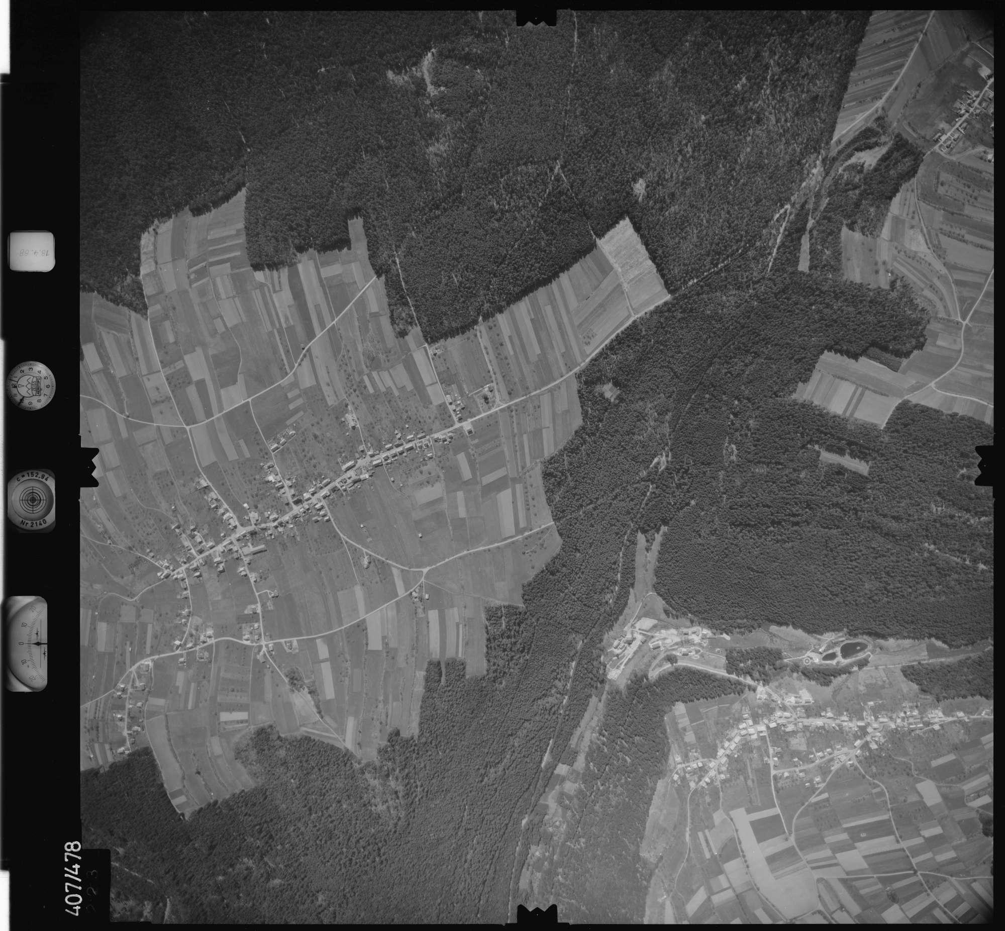 Luftbild: Film 4 Bildnr. 223, Bild 1