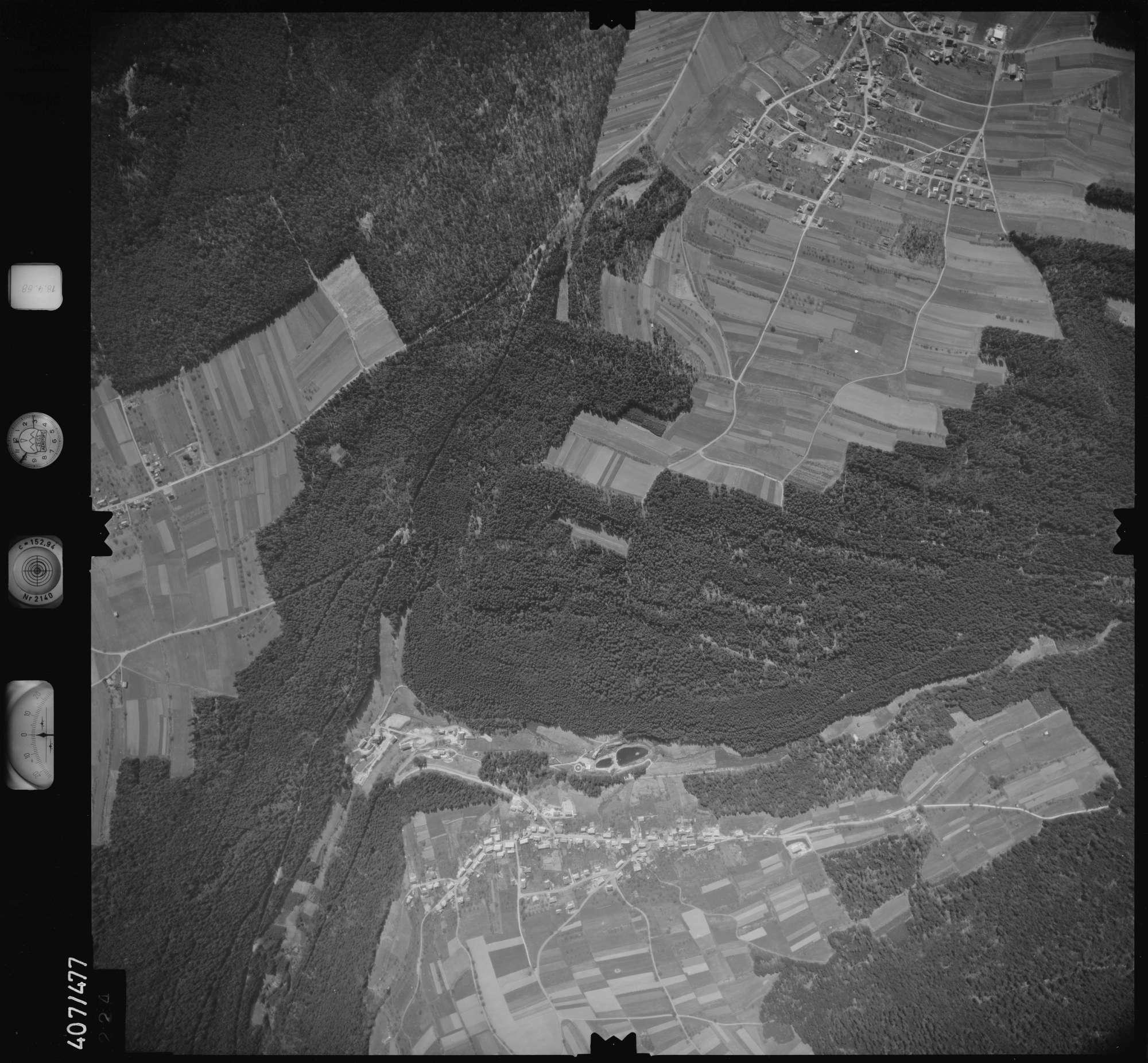 Luftbild: Film 4 Bildnr. 224, Bild 1