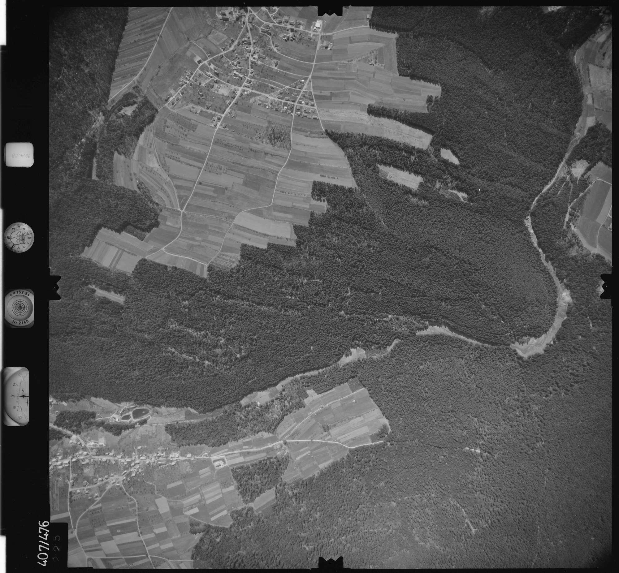 Luftbild: Film 4 Bildnr. 225, Bild 1