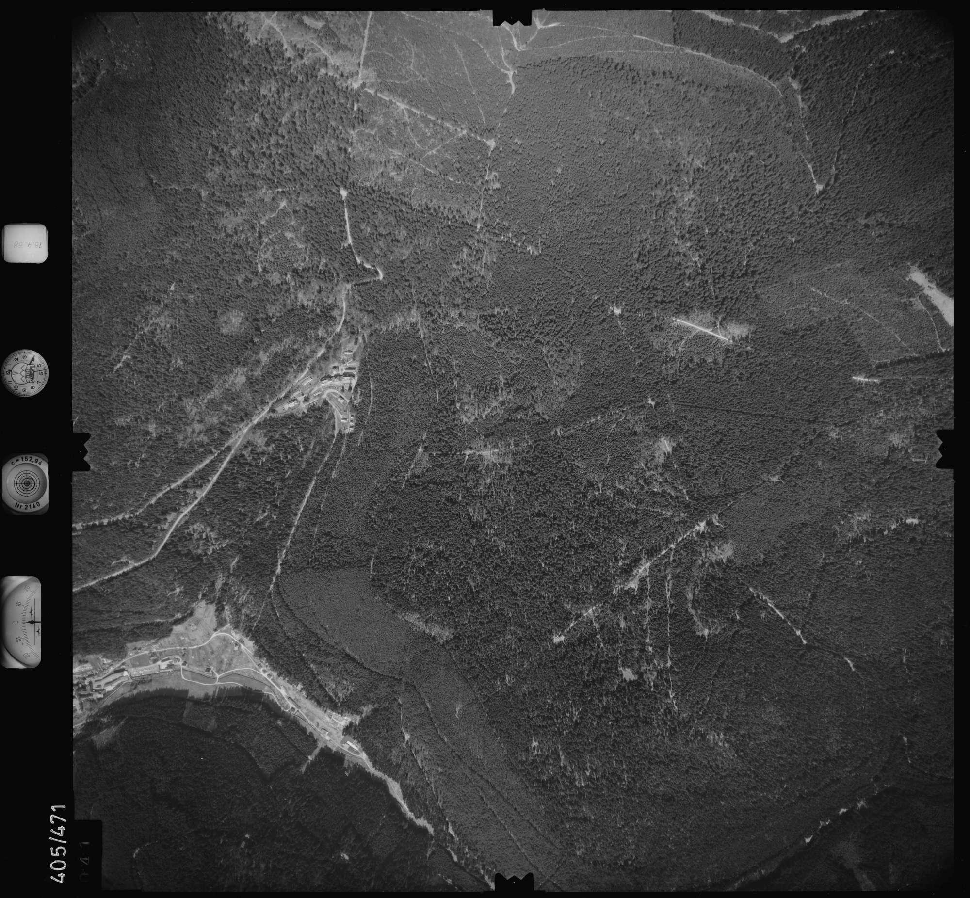 Luftbild: Film 9 Bildnr. 41, Bild 1