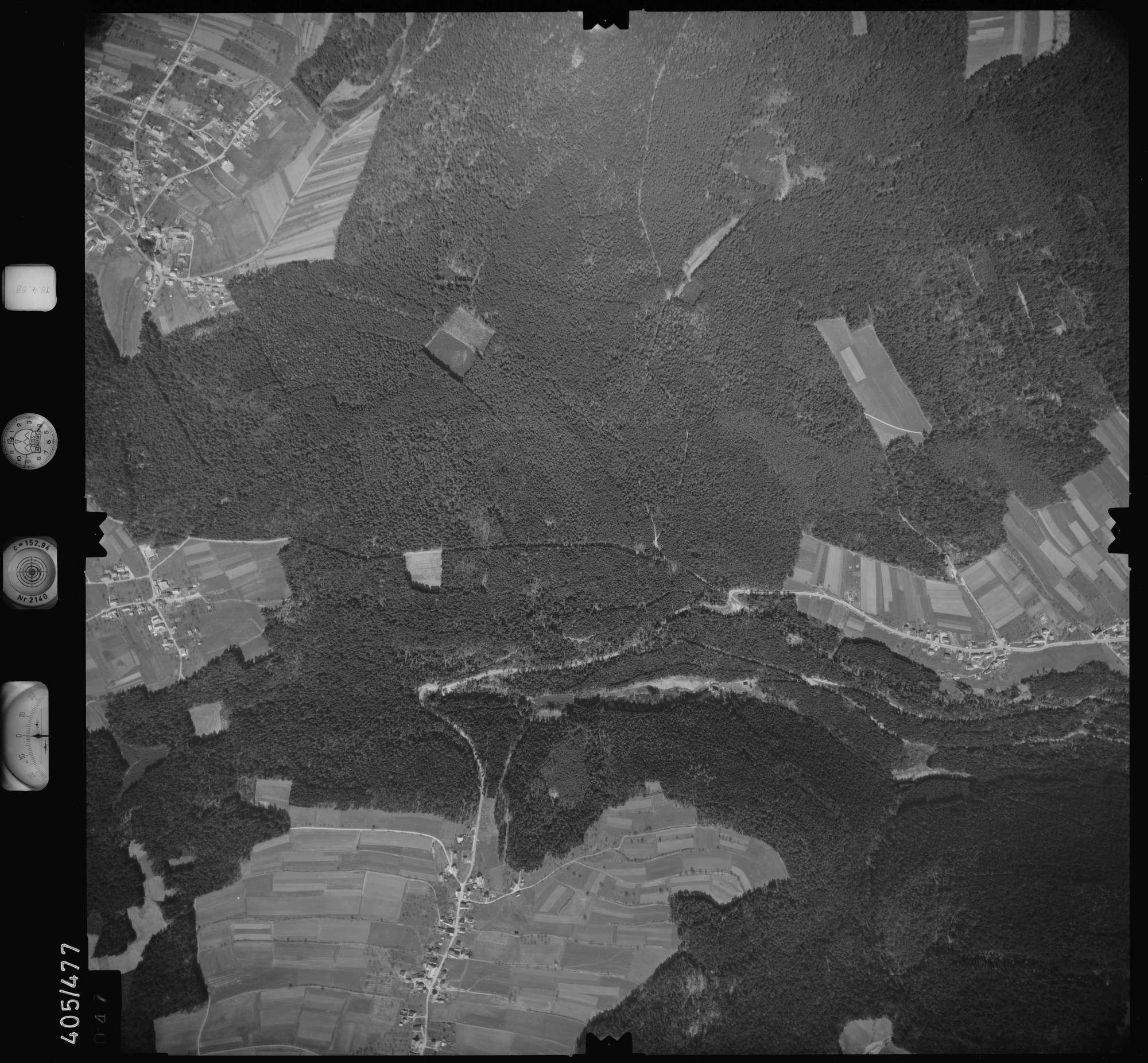 Luftbild: Film 9 Bildnr. 47, Bild 1