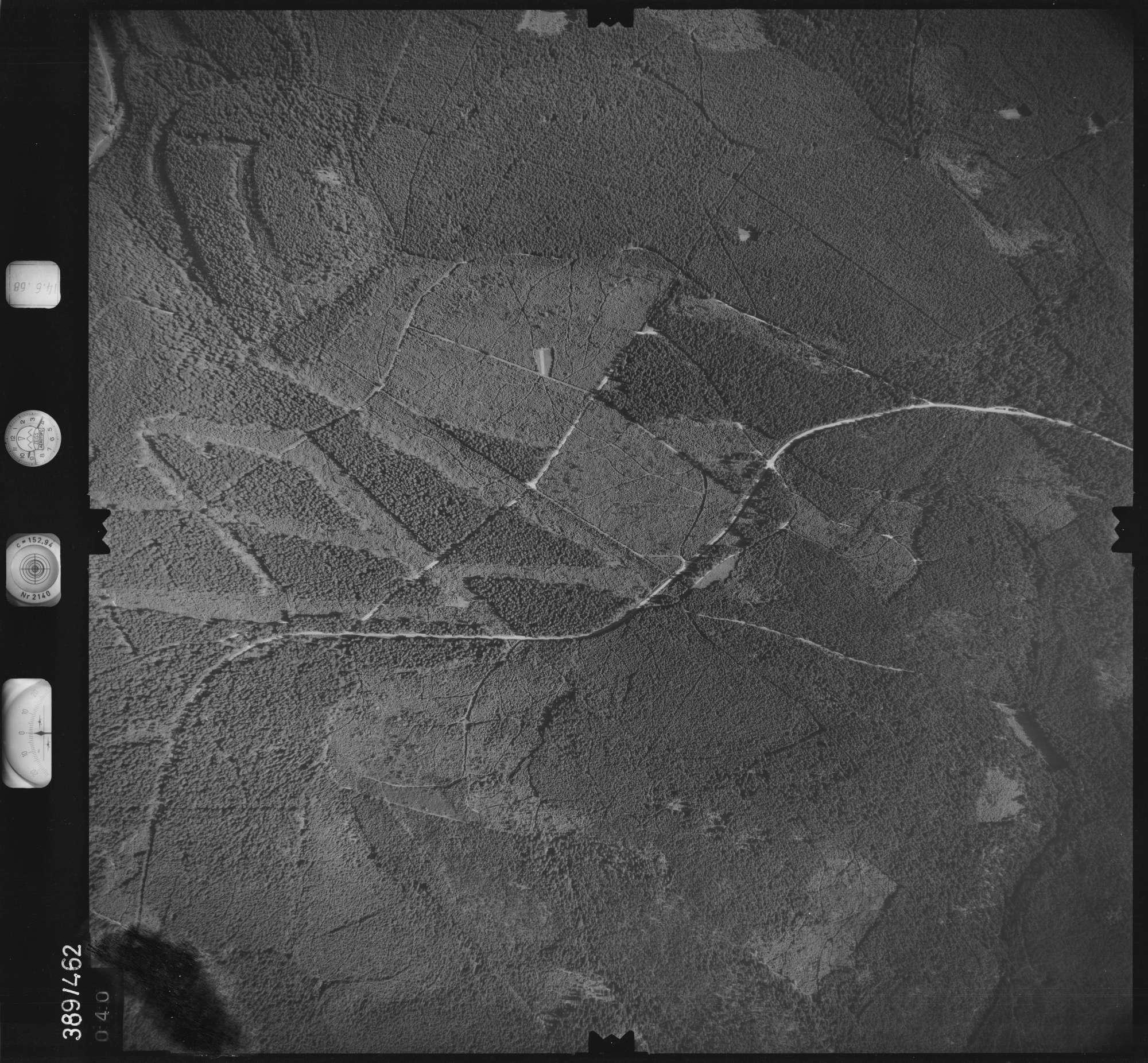 Luftbild: Film 21 Bildnr. 40, Bild 1