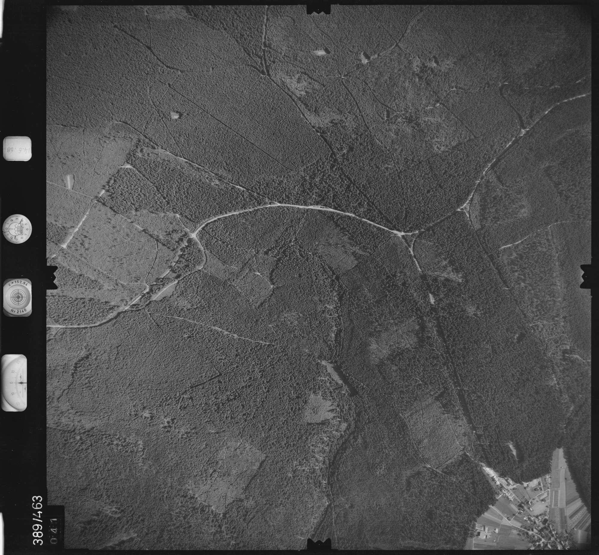 Luftbild: Film 21 Bildnr. 41, Bild 1