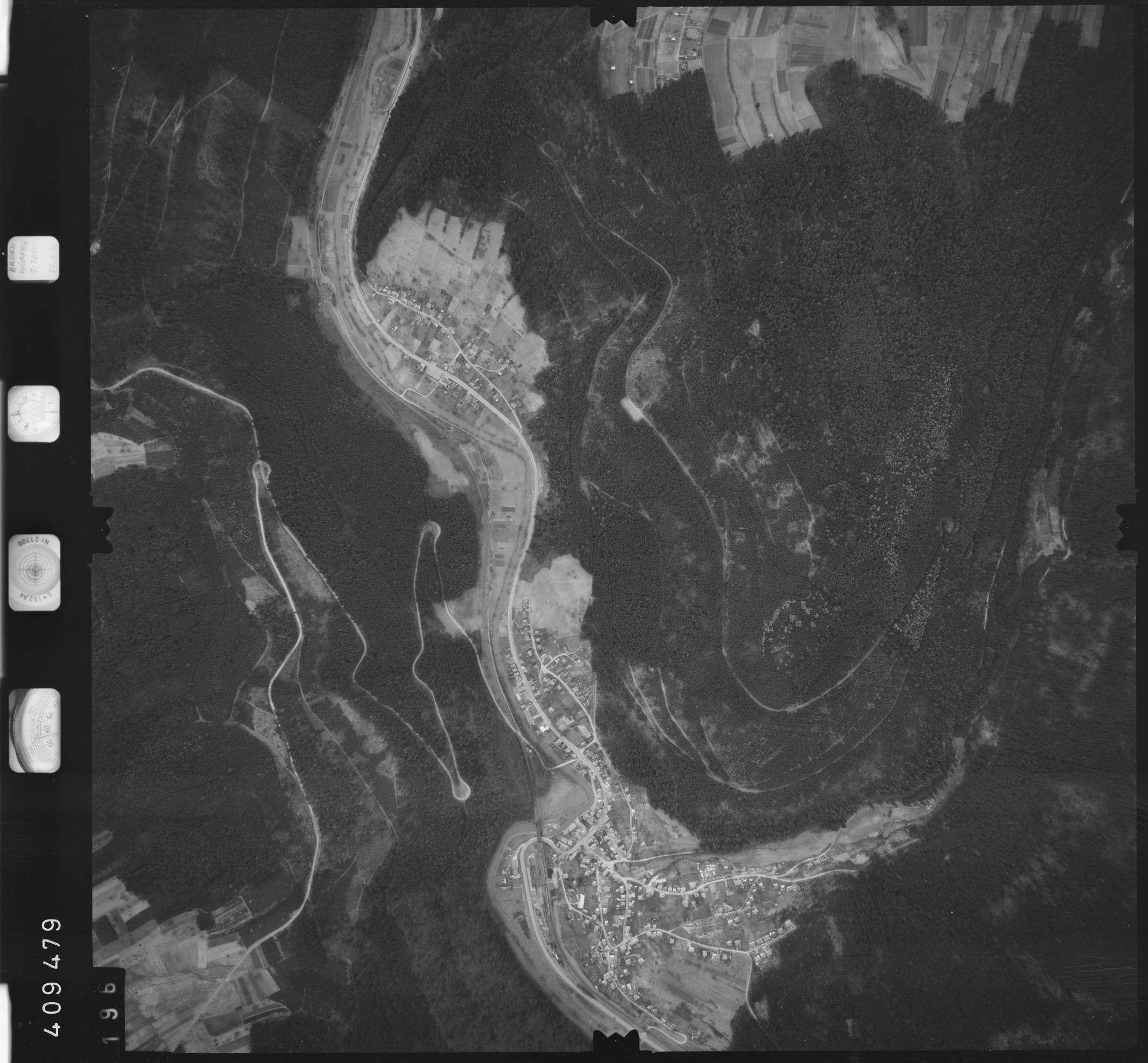 Luftbild: Film 5 Bildnr. 196, Bild 1