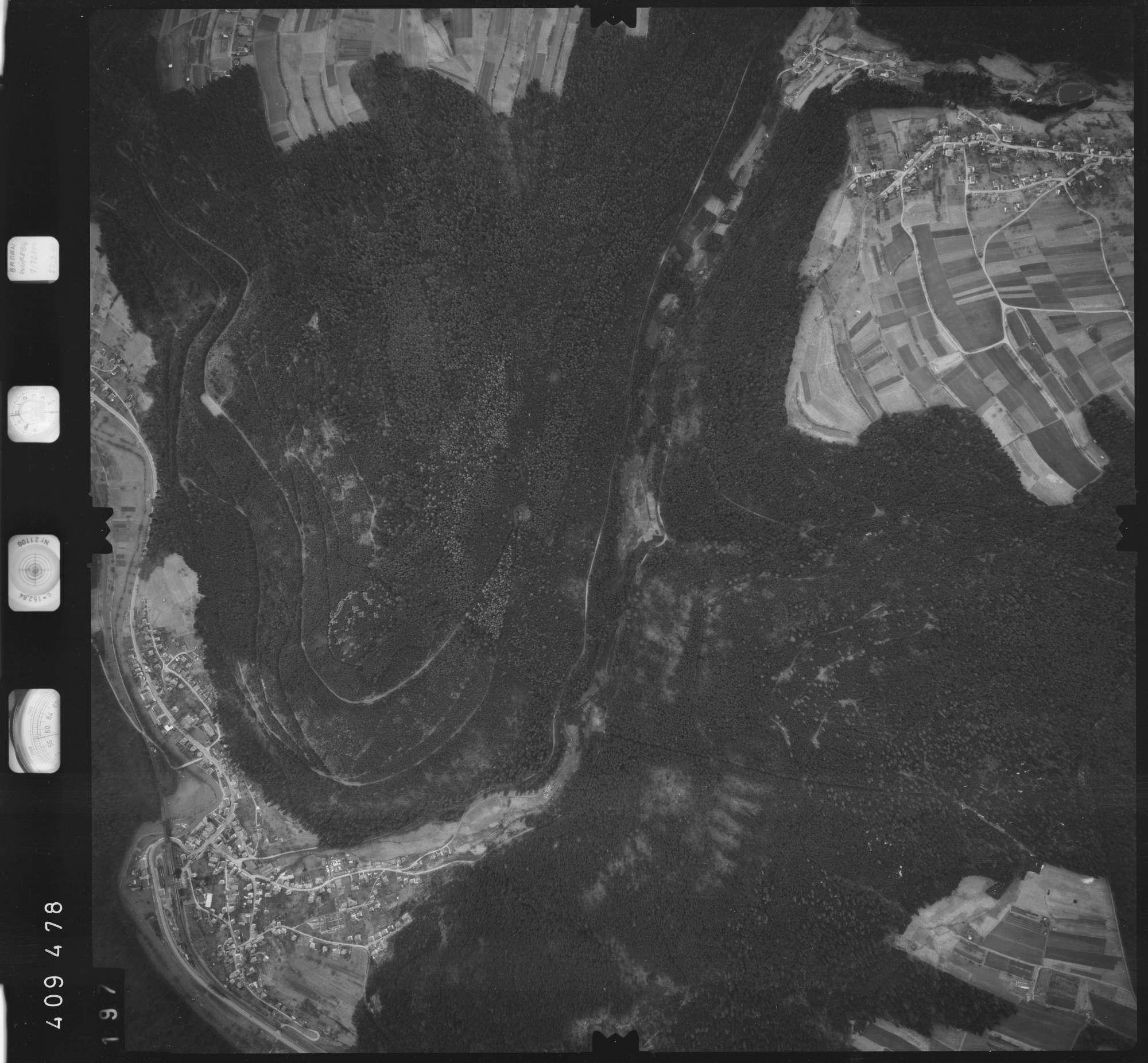 Luftbild: Film 5 Bildnr. 197, Bild 1