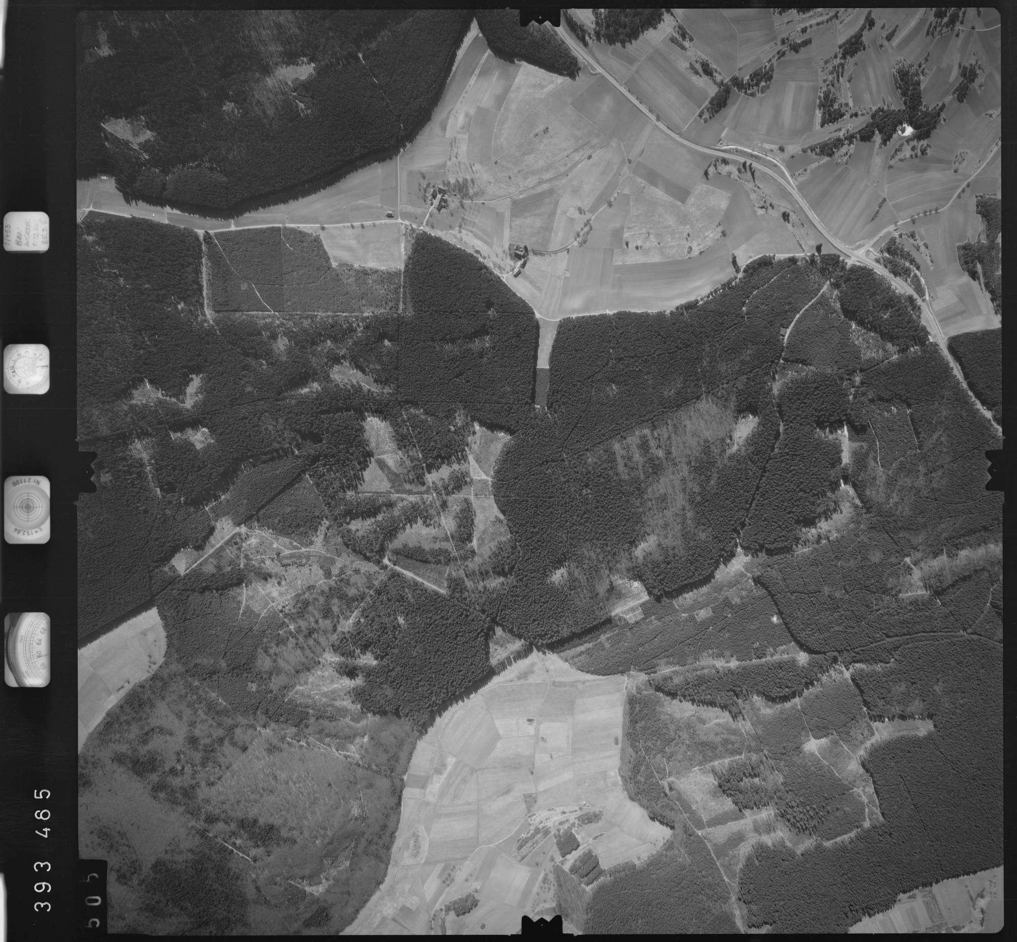 Luftbild: Film 13 Bildnr. 505, Bild 1