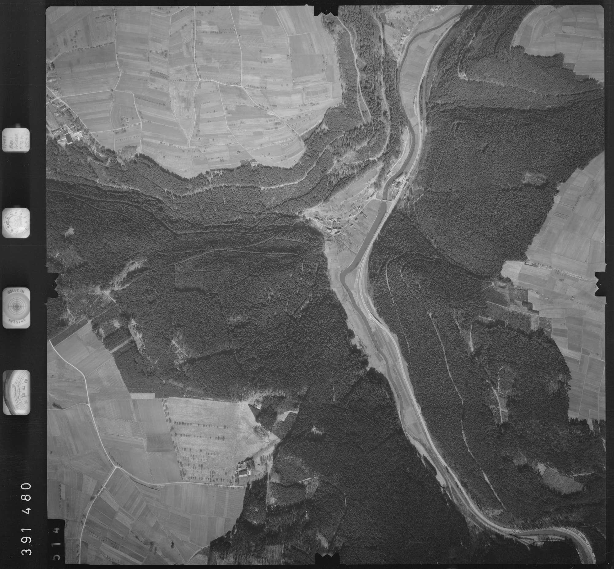 Luftbild: Film 13 Bildnr. 514, Bild 1