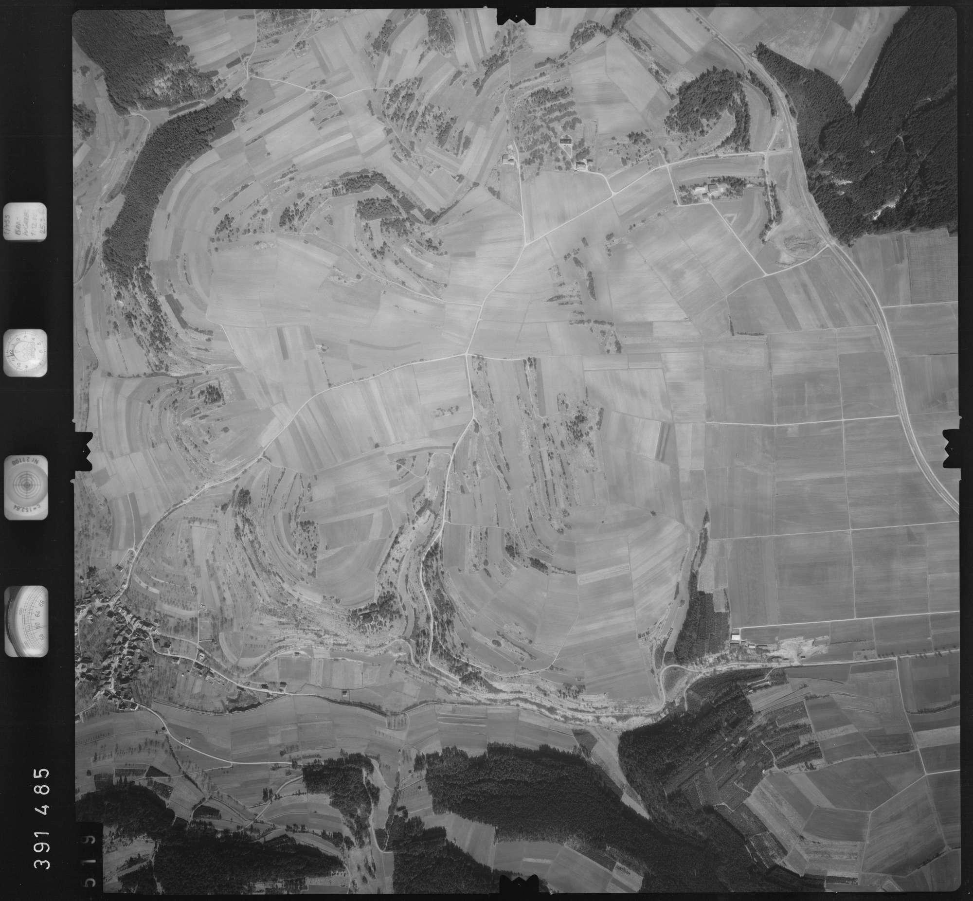 Luftbild: Film 13 Bildnr. 519, Bild 1